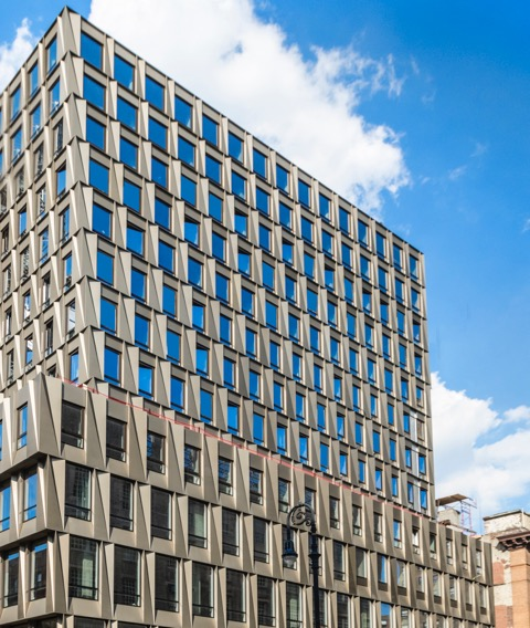 242 Broome Designed by SHoP Architects Gets a Shimmery Facade As it Twists Skyward