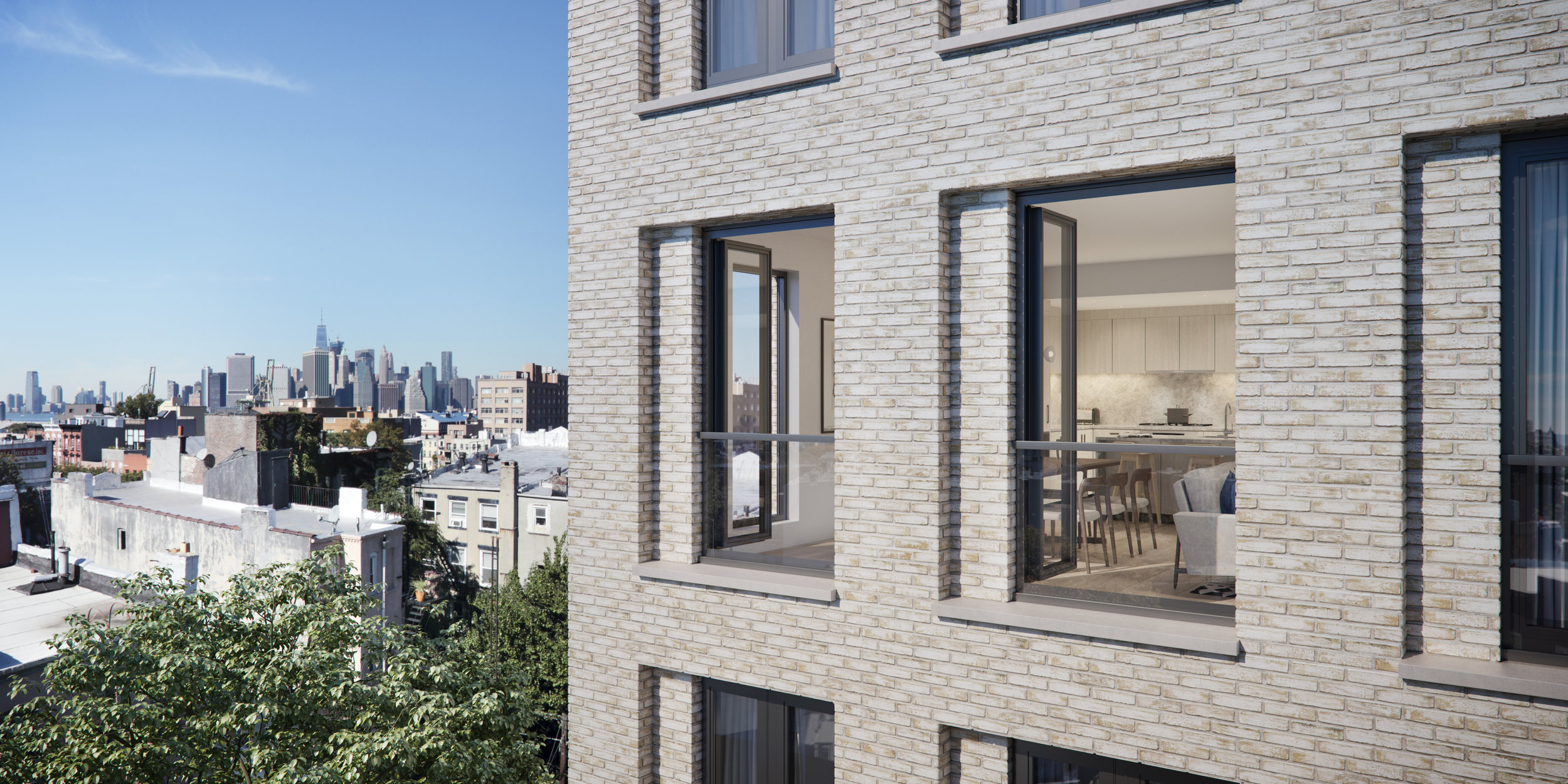 145 President, A Rare New Condo Development In Brooklyn's Carroll Gardens Launches Sales
