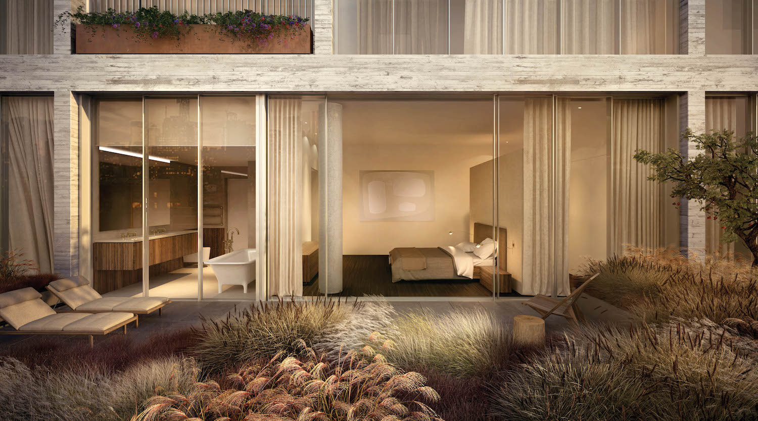 Construction Update: The Isay Weinfeld-Designed Jardim Tops Out The North Tower