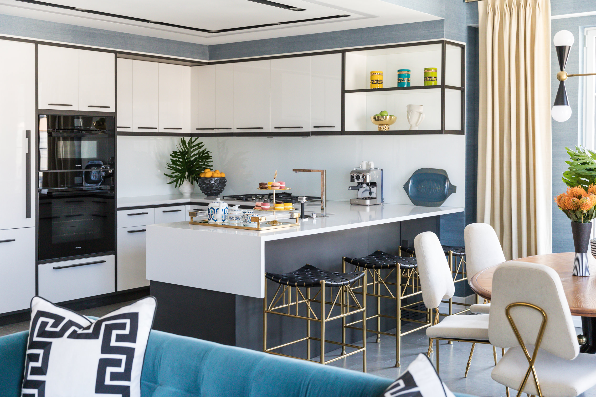 Extell Unveils Model Residences Designed by Jonathan Adler at 70 Charlton in West Soho