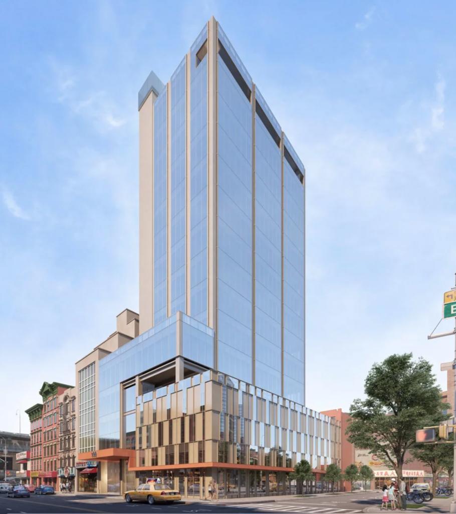 The Studio C Architects-Designed 100 East Broadway Reveals New Office Condominiums