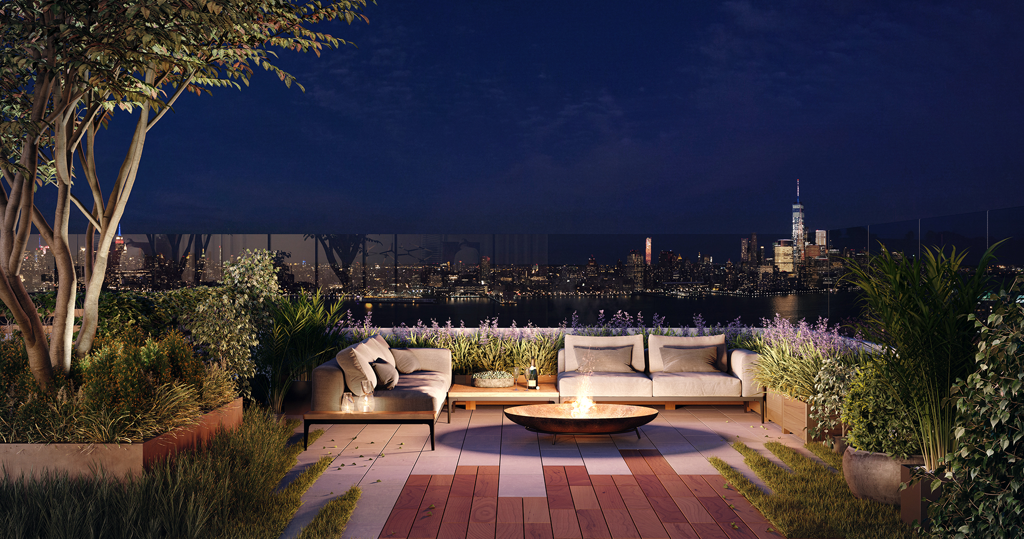 Sales Officially Launch at Park And Shore, Jersey City's New Luxe Waterfront Condo