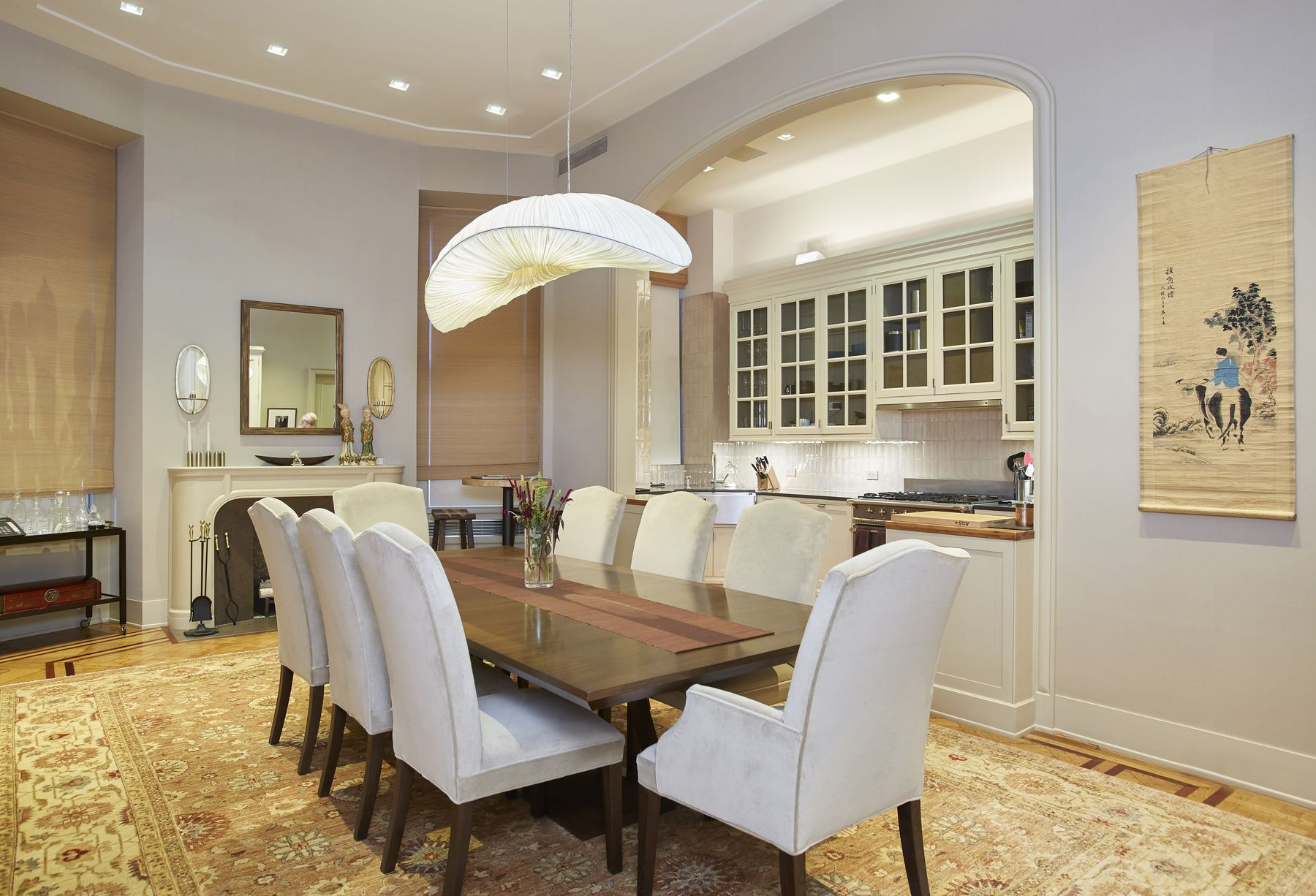 Featured Listing: Hang-Out in Legendary Basketball Coach Phil Jackson's Newly Listed Billionaires' Row Co-Op