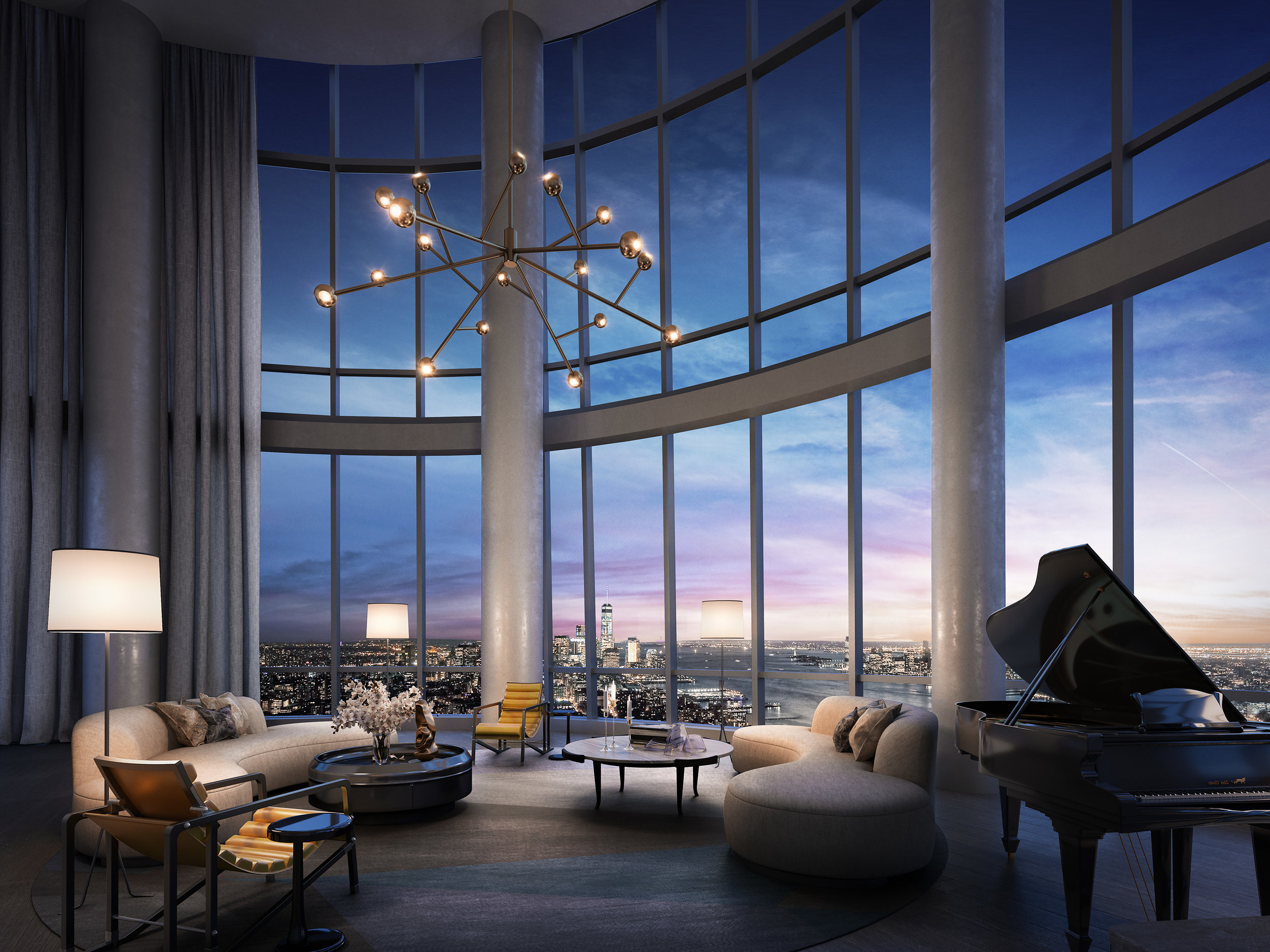 Related Companies Drops Their First Penthouse Listing at 15 Hudson Yards For $32 Million
