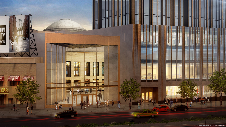 Construction Begins at Brooklyn's First Supertall, 9 DeKalb, From JDS Development & SHoP Architects