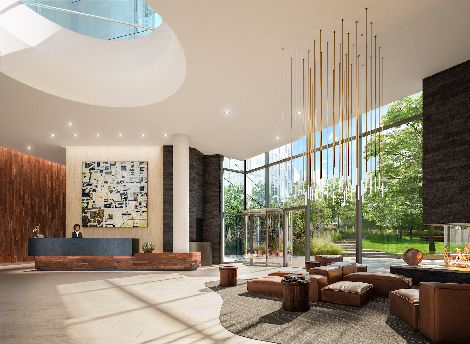 New Renderings Unveiled of Jackson Park, Tishman Speyer's New Long Island City Rentals