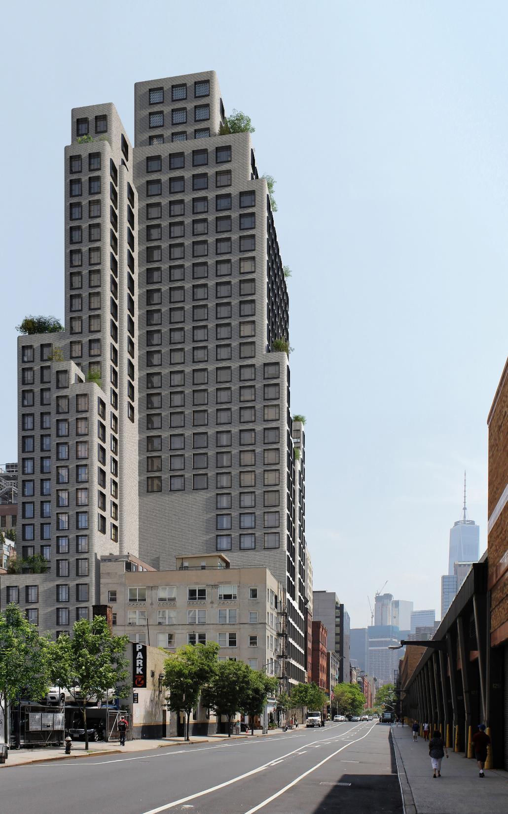 Strategic Capital Secures $215 Million Construction Loan For 537 Greenwich Street