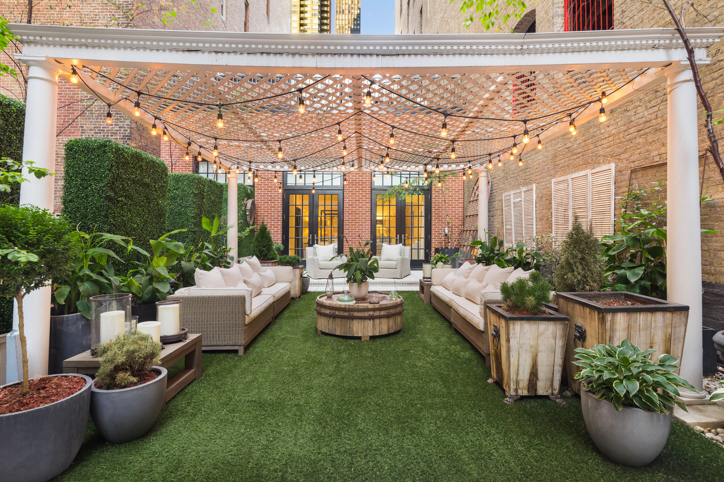 Featured Listing: Jennifer Lopez Lists Massive Penthouse With Private Courtyard in The Whitman
