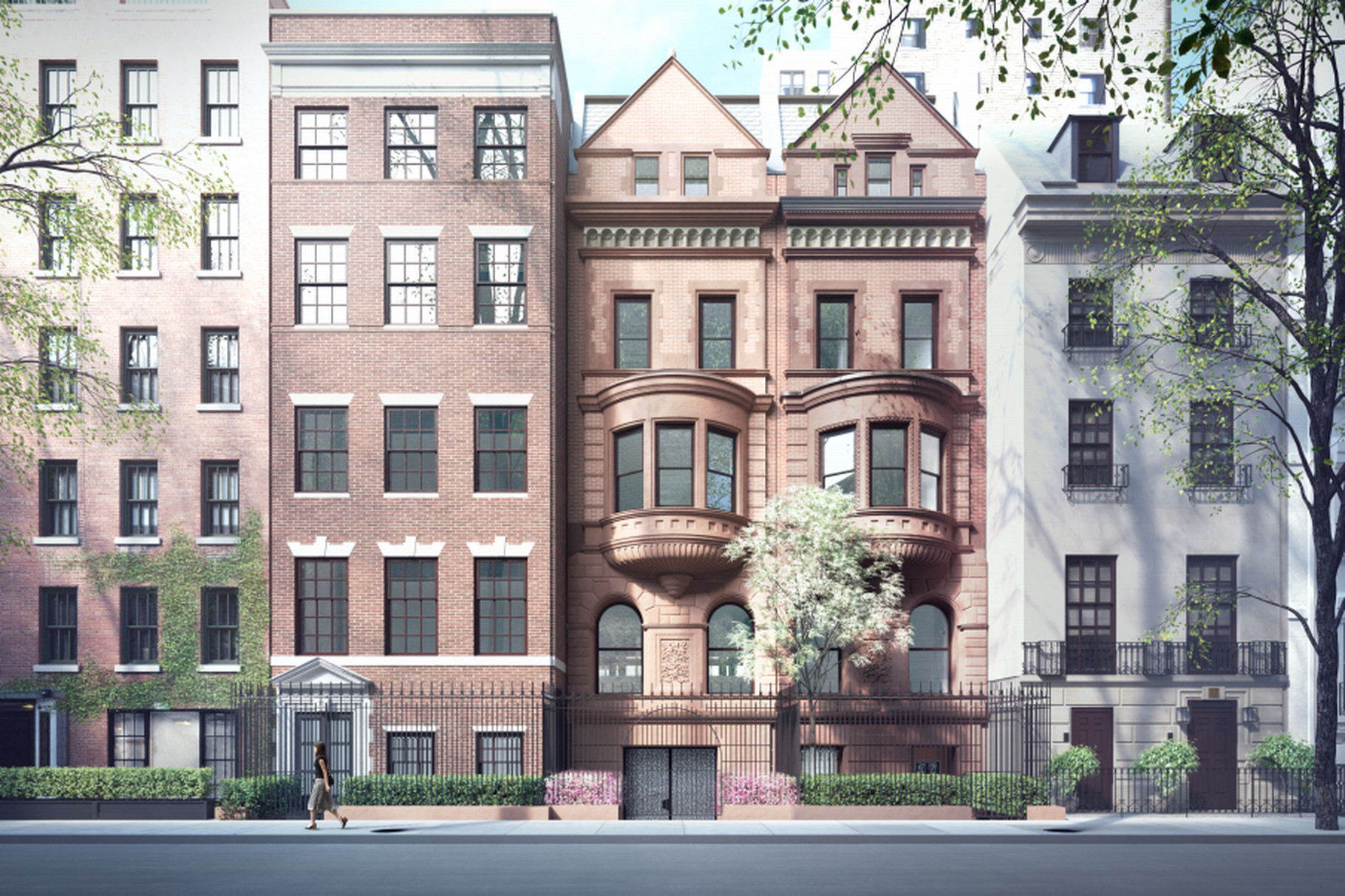 Roman Abramovich Purchases Another Townhouse On The Upper East Side For His Mega-Mansion Assemblage
