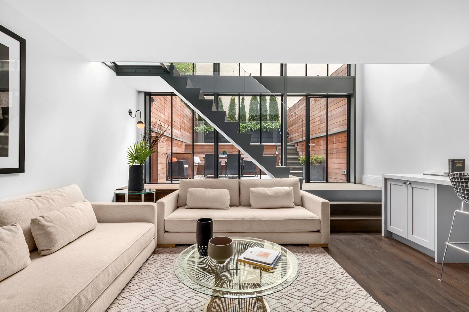 Featured Listing: Explore A Luxurious Span-Architecture-Designed West Village Townhouse Asking $16.95 Million