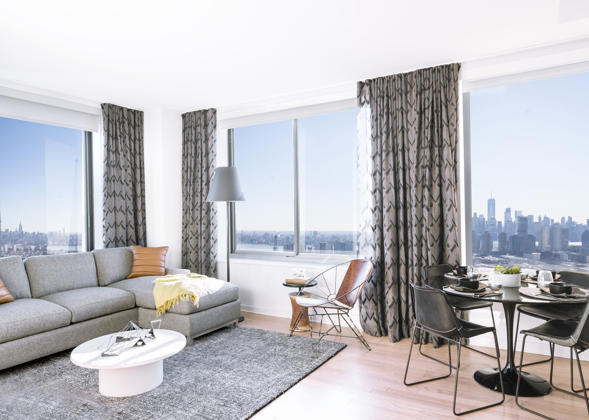KRE Group's Journal Square in Jersey City Launches Its Penthouse Collection