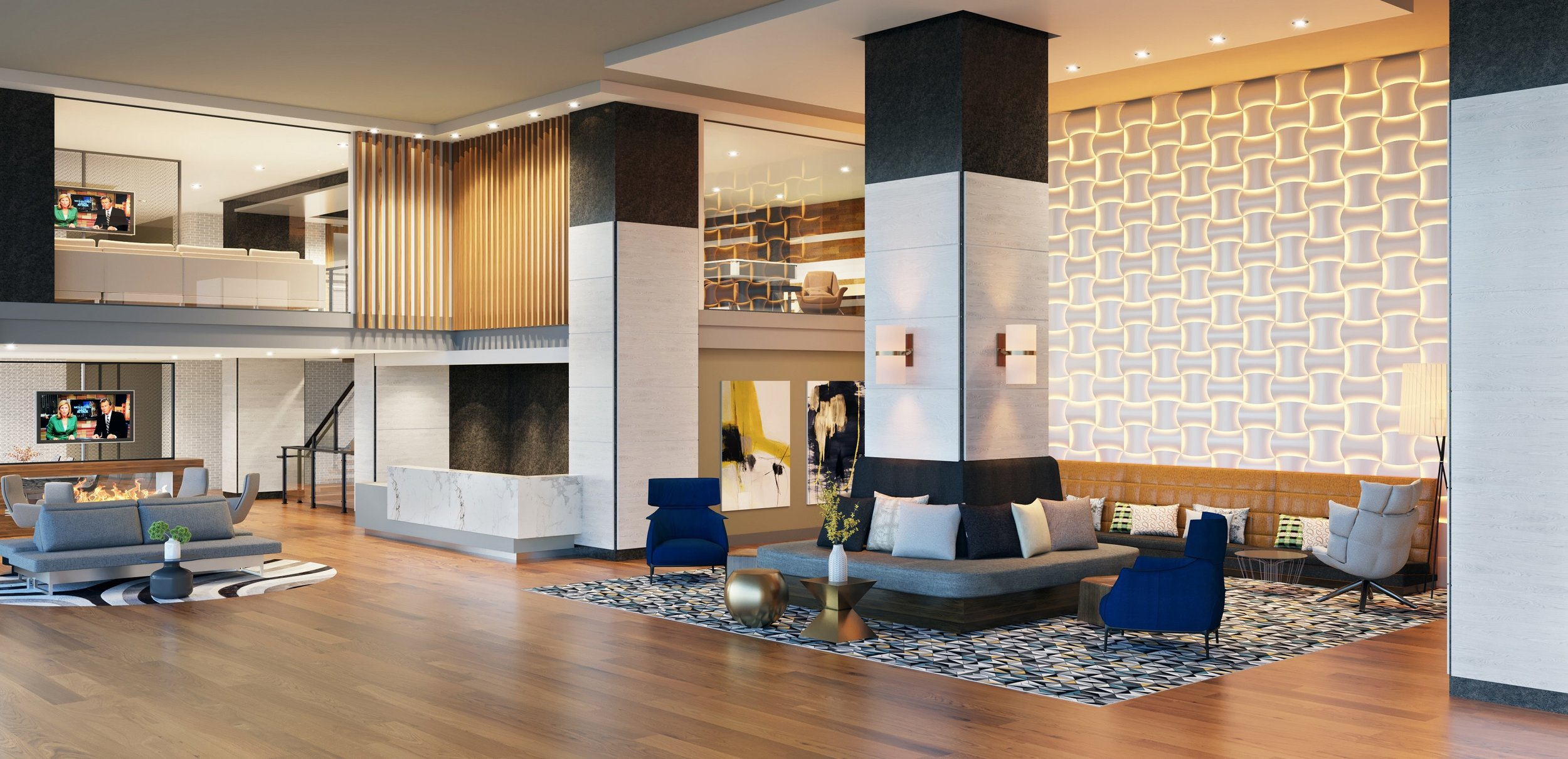 SoHo Lofts Launches Leasing As Newest Phase of SoHo West Opens In Jersey City