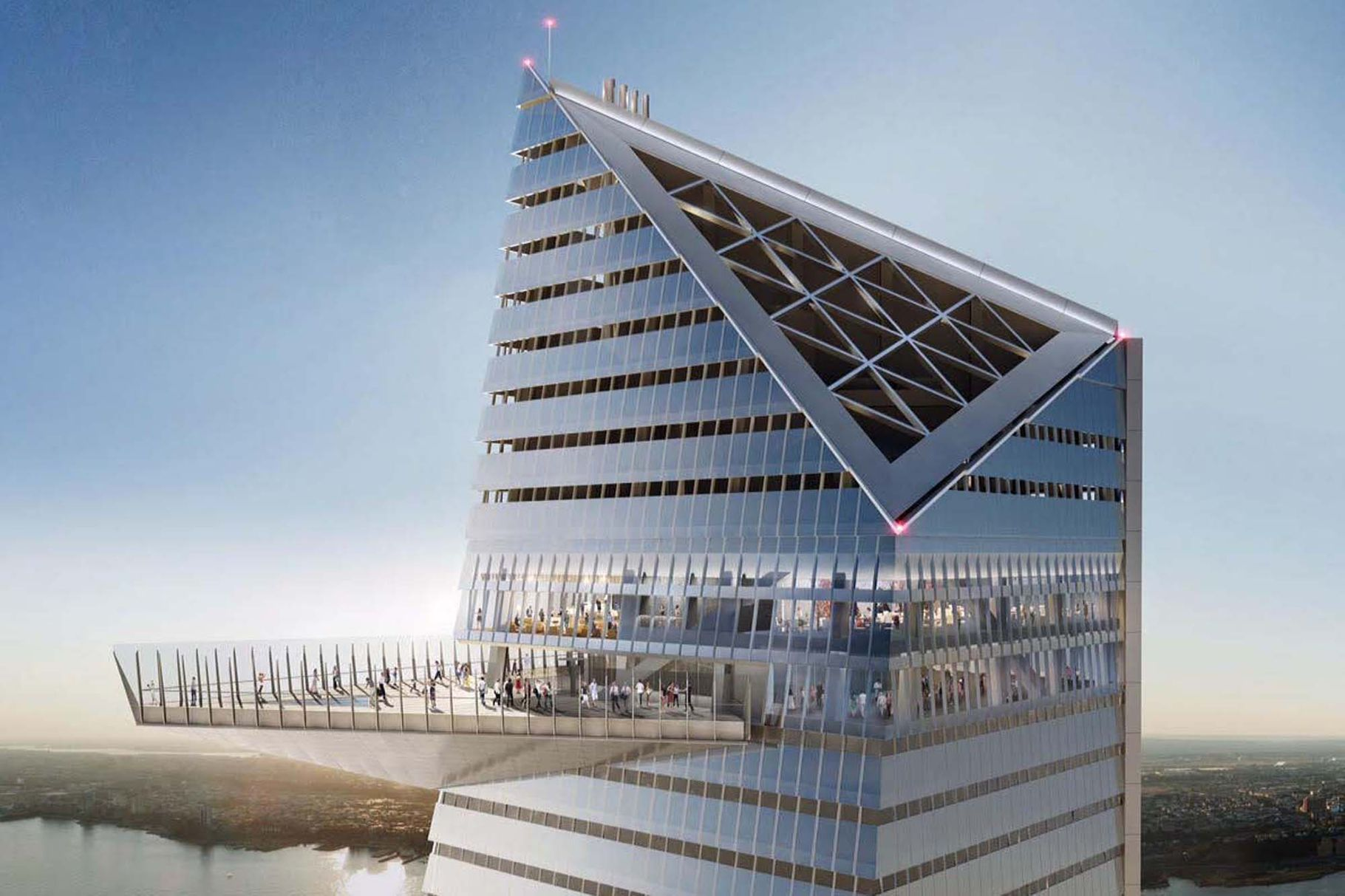 Related Companies Announces The London-Based Hospitality Firm Rhubarb To Operate Rooftop Public Space In 30 Hudson Yards