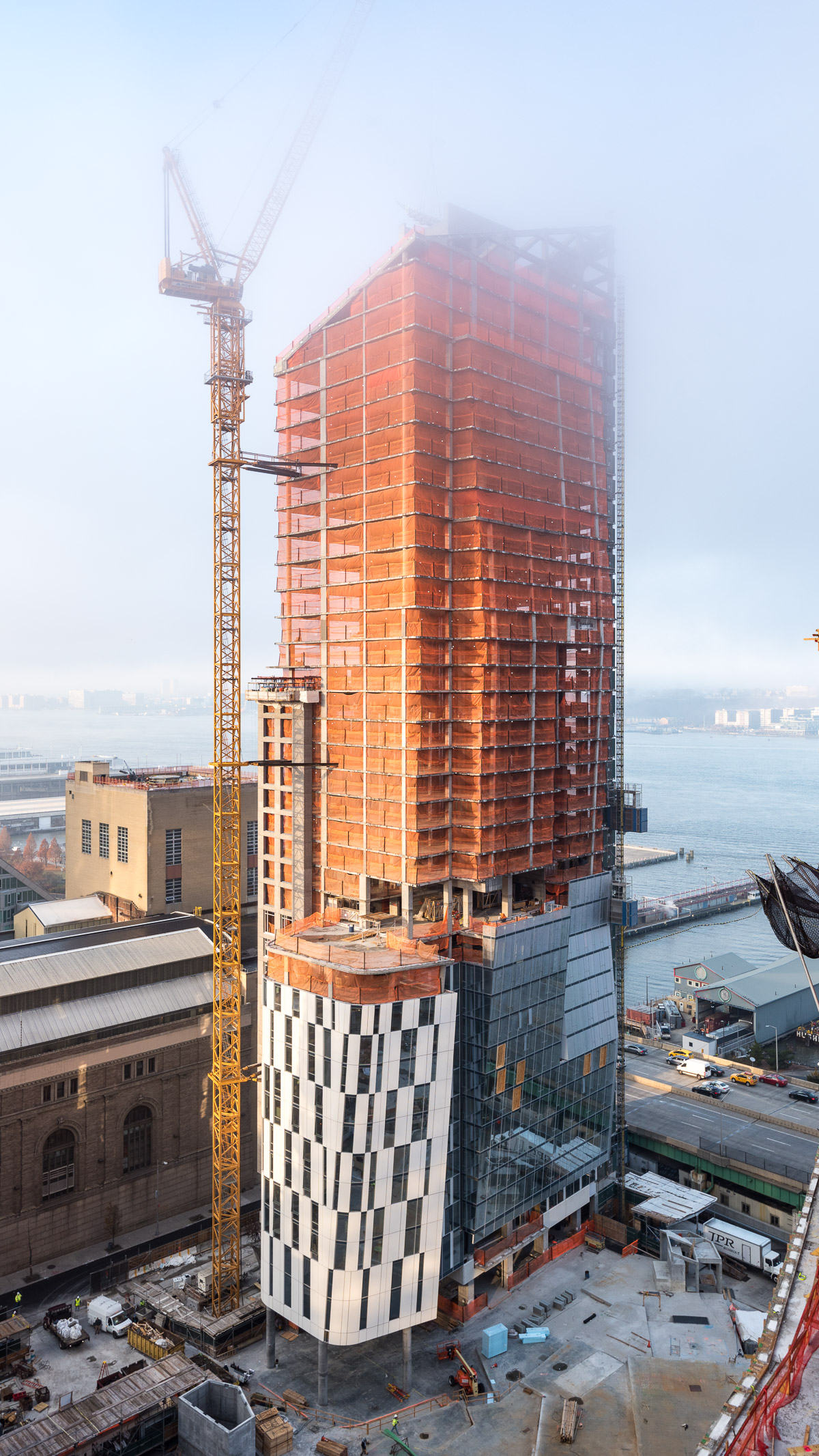 GID Development Group Announces The Topping Out Of Three-Tower Mega-Development Waterline Square