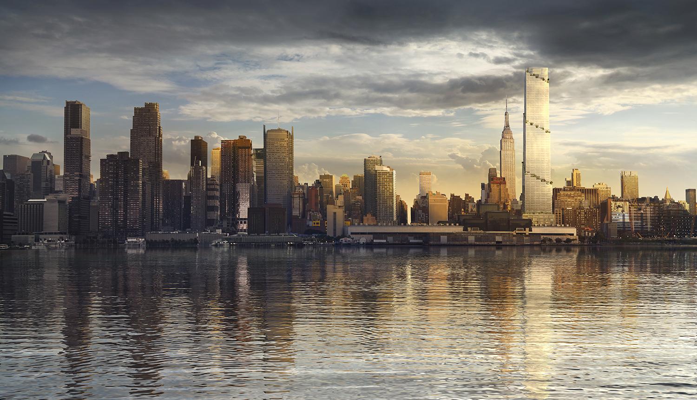 Tishman Speyer's Bjarke Ingels Group-Designed Supertall 66 Hudson Boulevard Set To Go Vertical In Hudson Yards