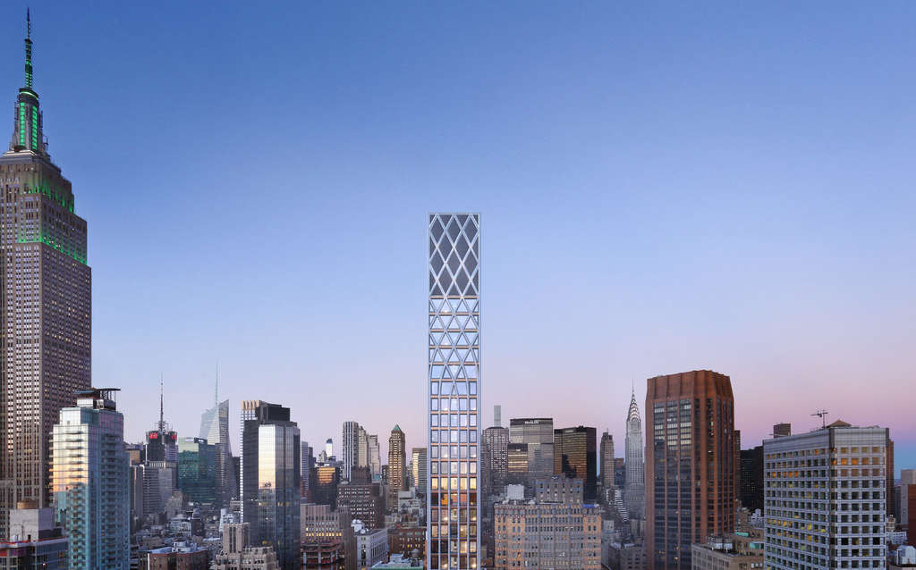Construction Update: The Morris Adjmi Architects-Designed 30 E 31 Reaches The Halfway Point In Midtown