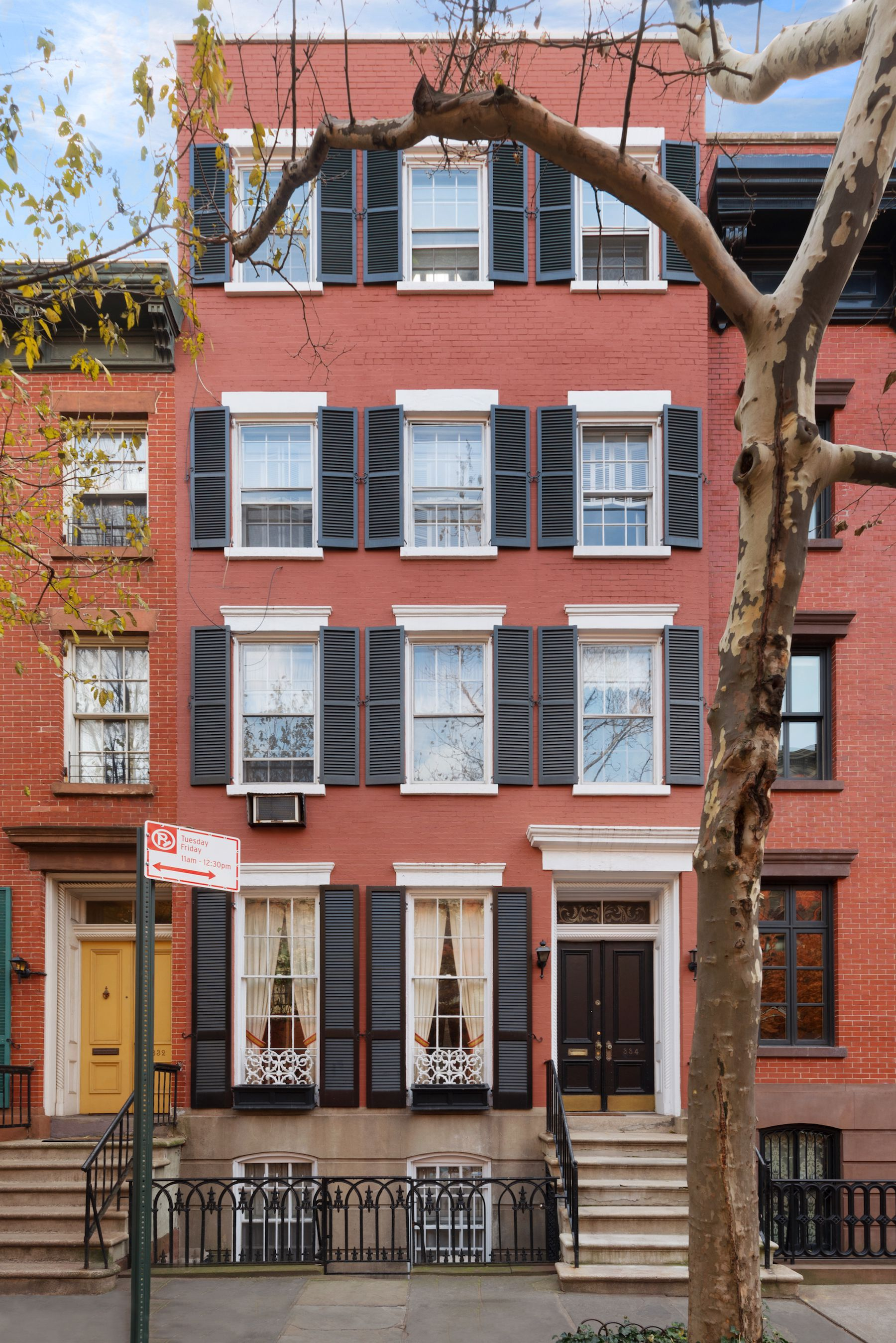 Check-Out This 165-Year-Old Townhouse In The West Village Asking $6.95 Million
