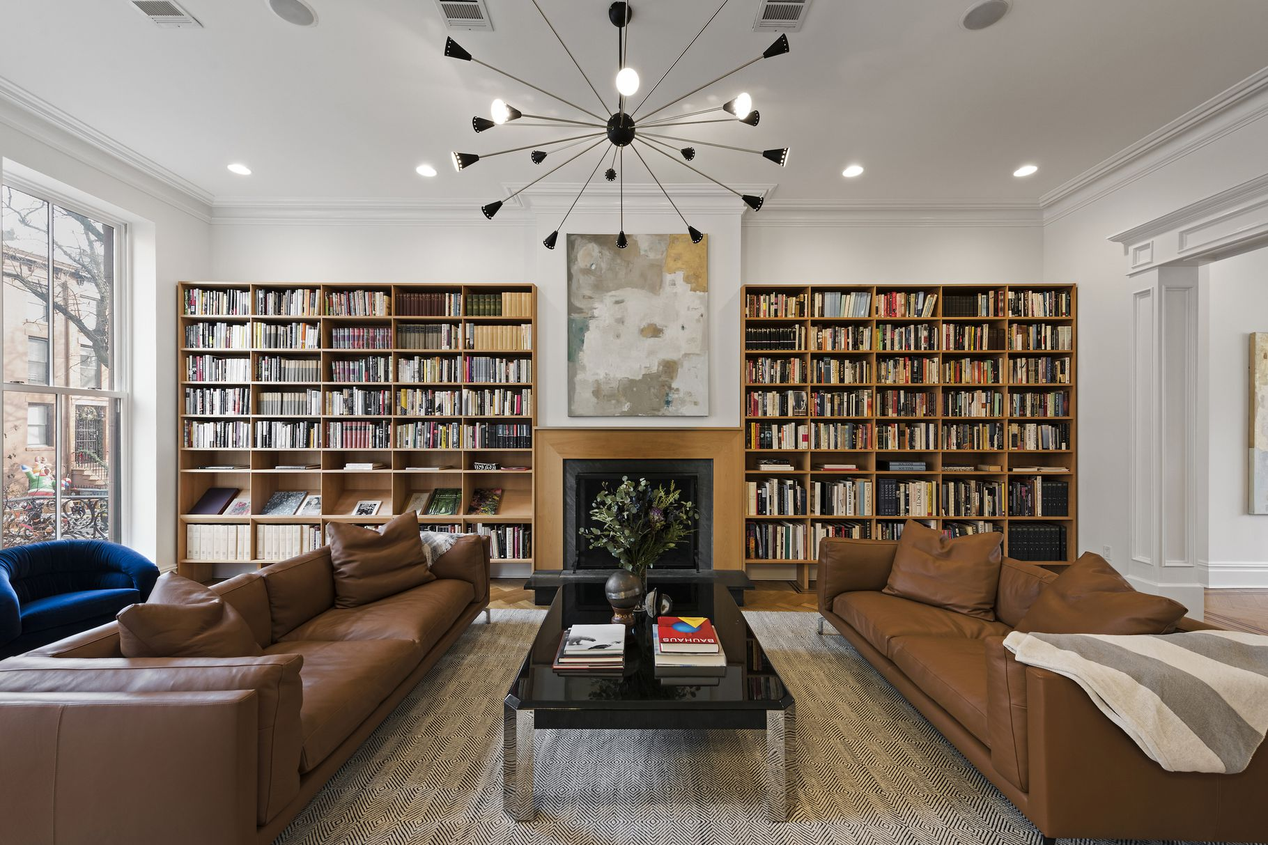 Featured Listing: Explore The Ultra-Luxe Boreum Hill Townhouse Owned By Author Jonathan Safran-Foer Asking $8.995 Million
