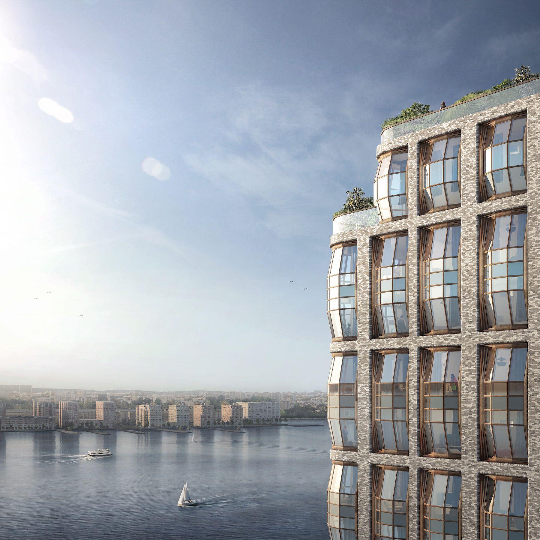 Thomas Heatherwick To Design The Related Companies' High Line-Hugging Hudson Residences