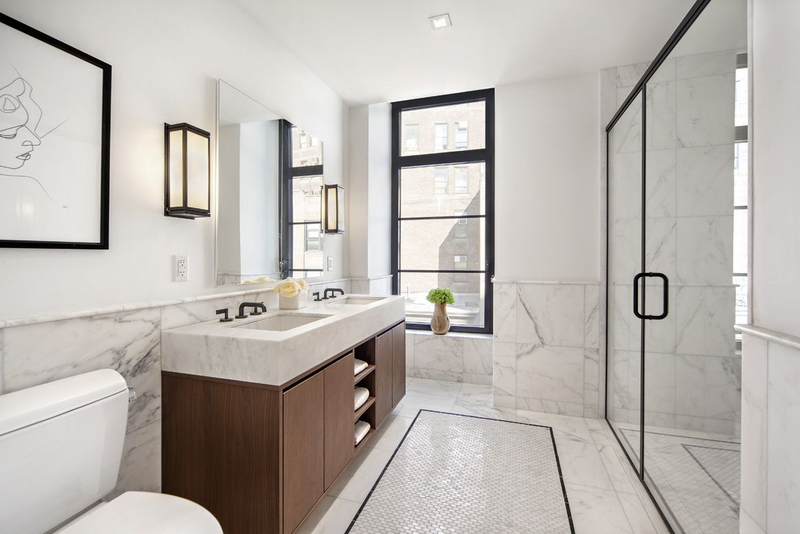 Check-Out One of The Newly Revealed Model Units At Alchemy Properties' FXFOWLE-Designed The Noma in NoMaD