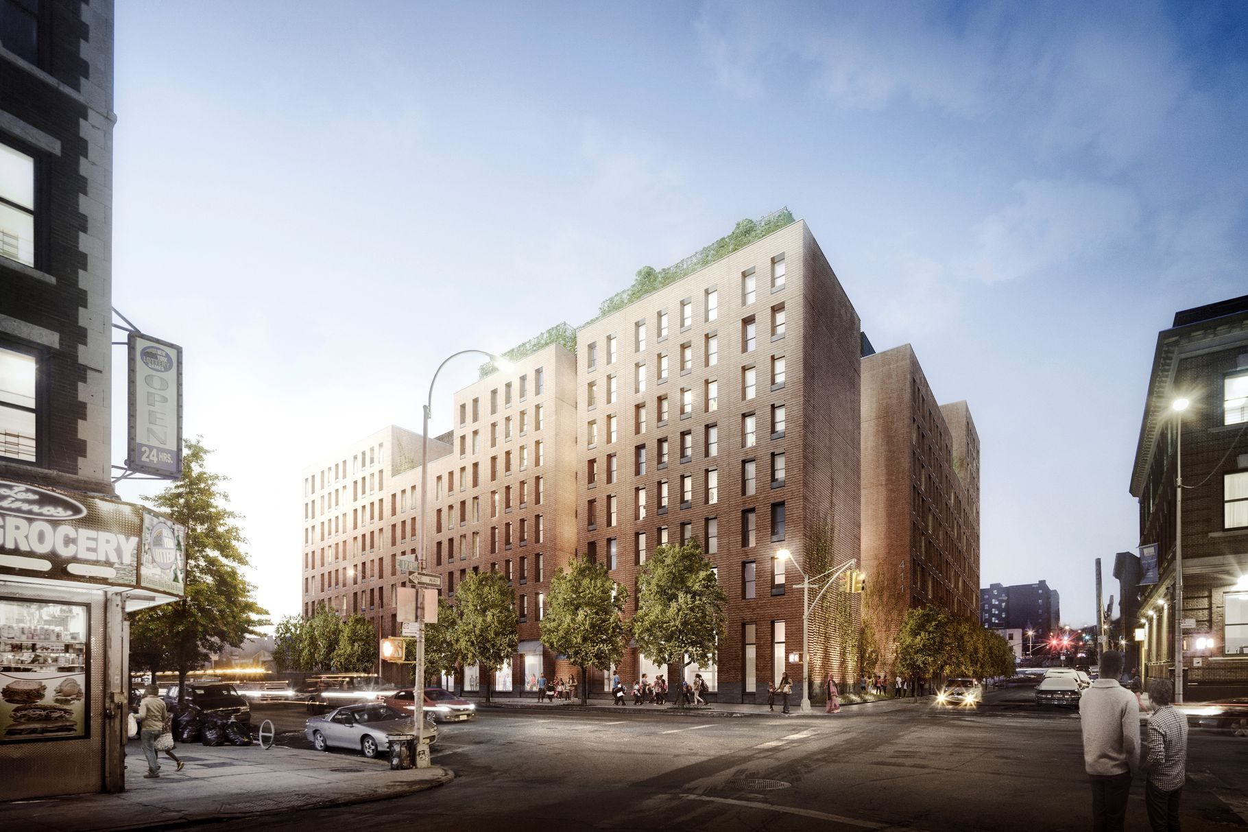 The COOKFOX-Designed Webster Residences in The Bronx Launches 2nd Tower Lottery For Affordable Units