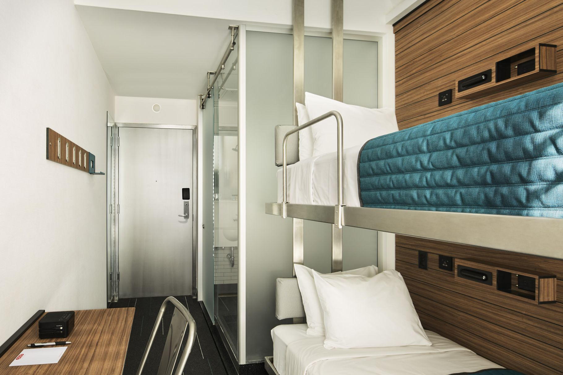 Pod Hotel Opens Times Square Flagship Location Complete With 45 Rental Apartments