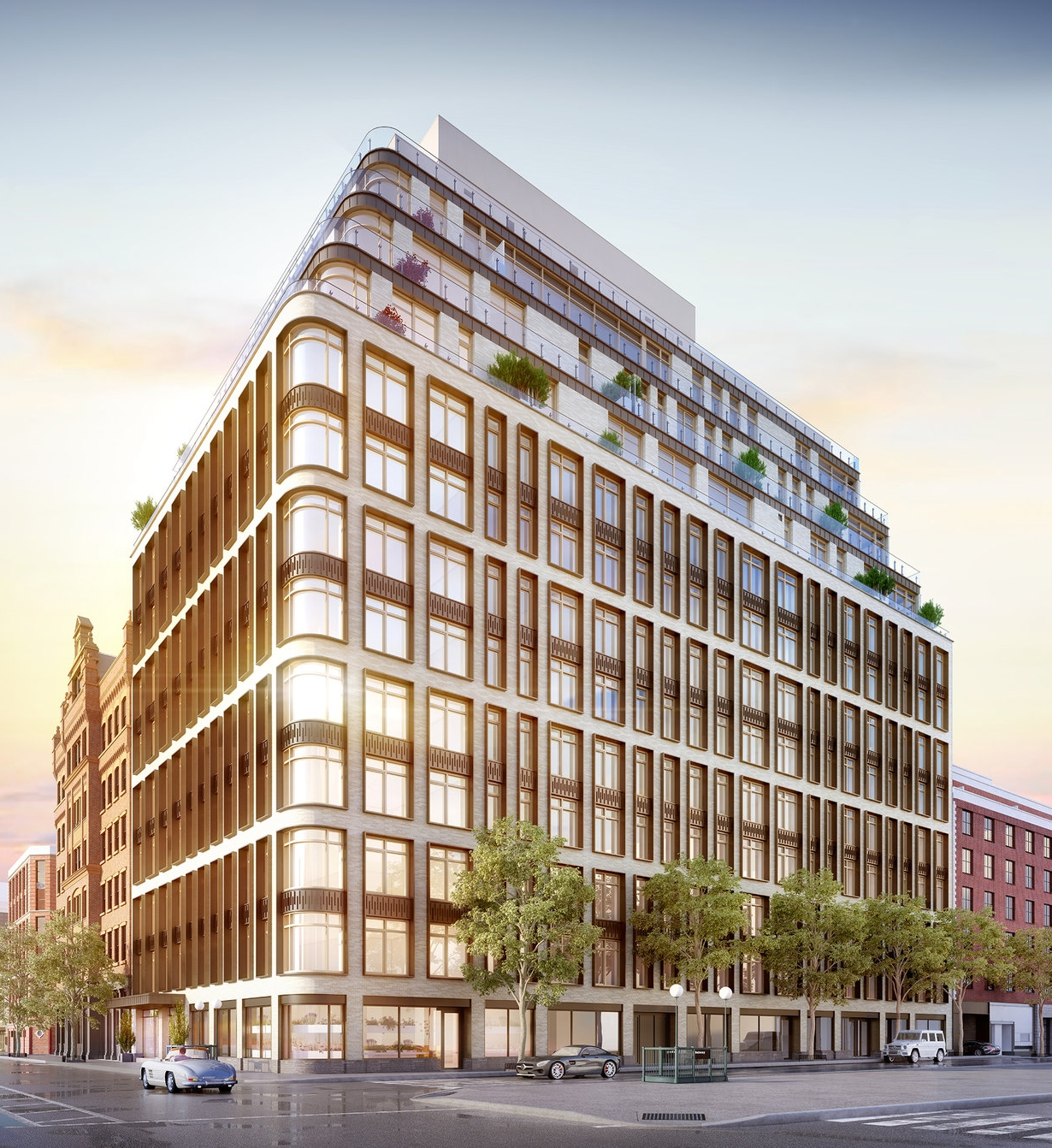 NoHo's 40 Bleecker Featuring Launches Sales & Releases New Renderings Of Interiors by AD100 Designer Ryan Korban