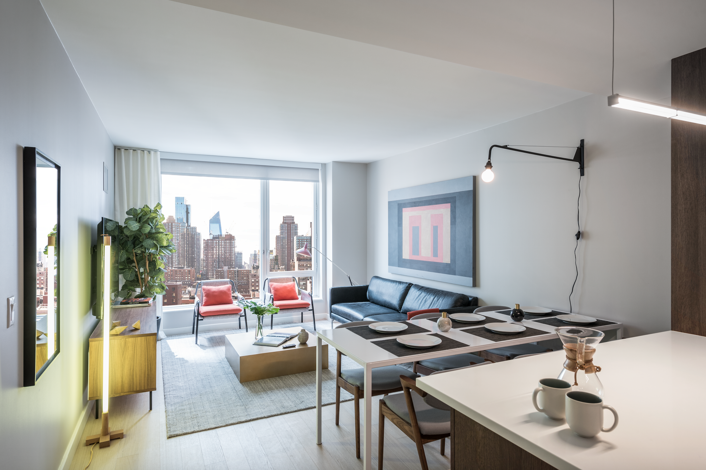 Check Out 525 West 52nd Street, Hell's Kitchen New Luxury Rental Project Featuring LIV unLtd. Fitness