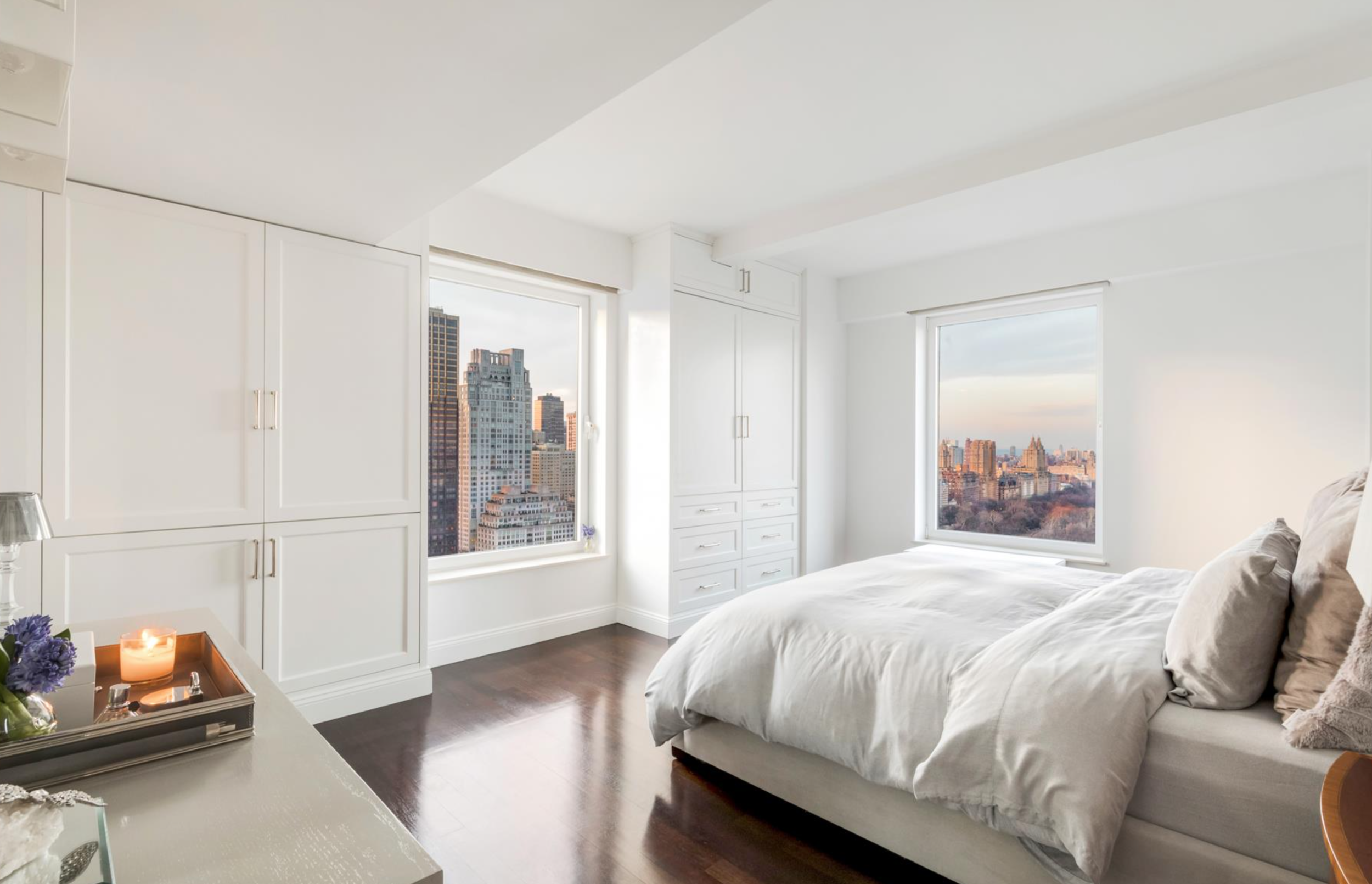 Tour A Lavish Central Park South Residence In The Exclusive J.W. Marriott Essex House Listed With Million Dollar Listing's Fredrik Eklund