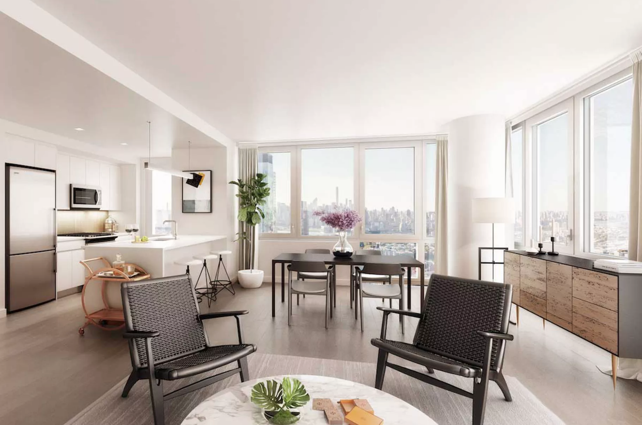 ALTA LIC, Long Island City's First Co-Living Project, To Launch Leasing This Spring