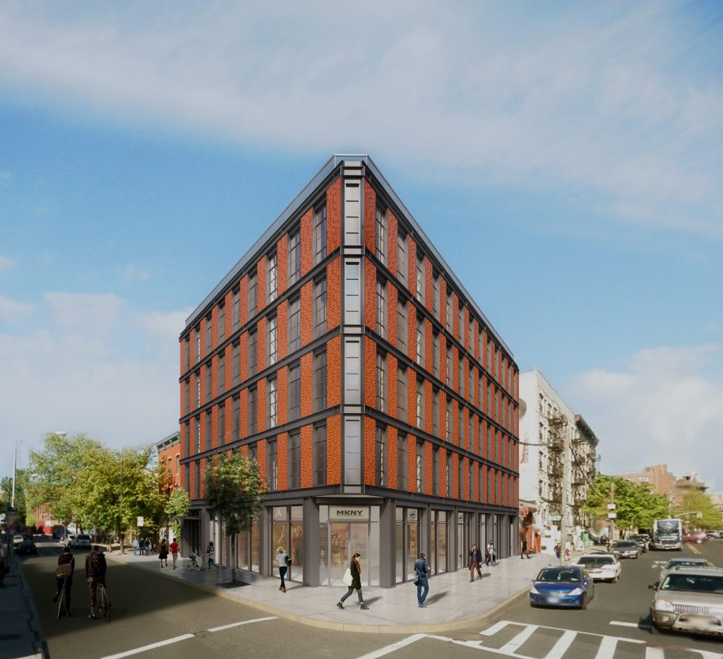 RedSky Capital Reveals Morris Adjmi Architects-Designed Mixed-Use Project in Williamsburg