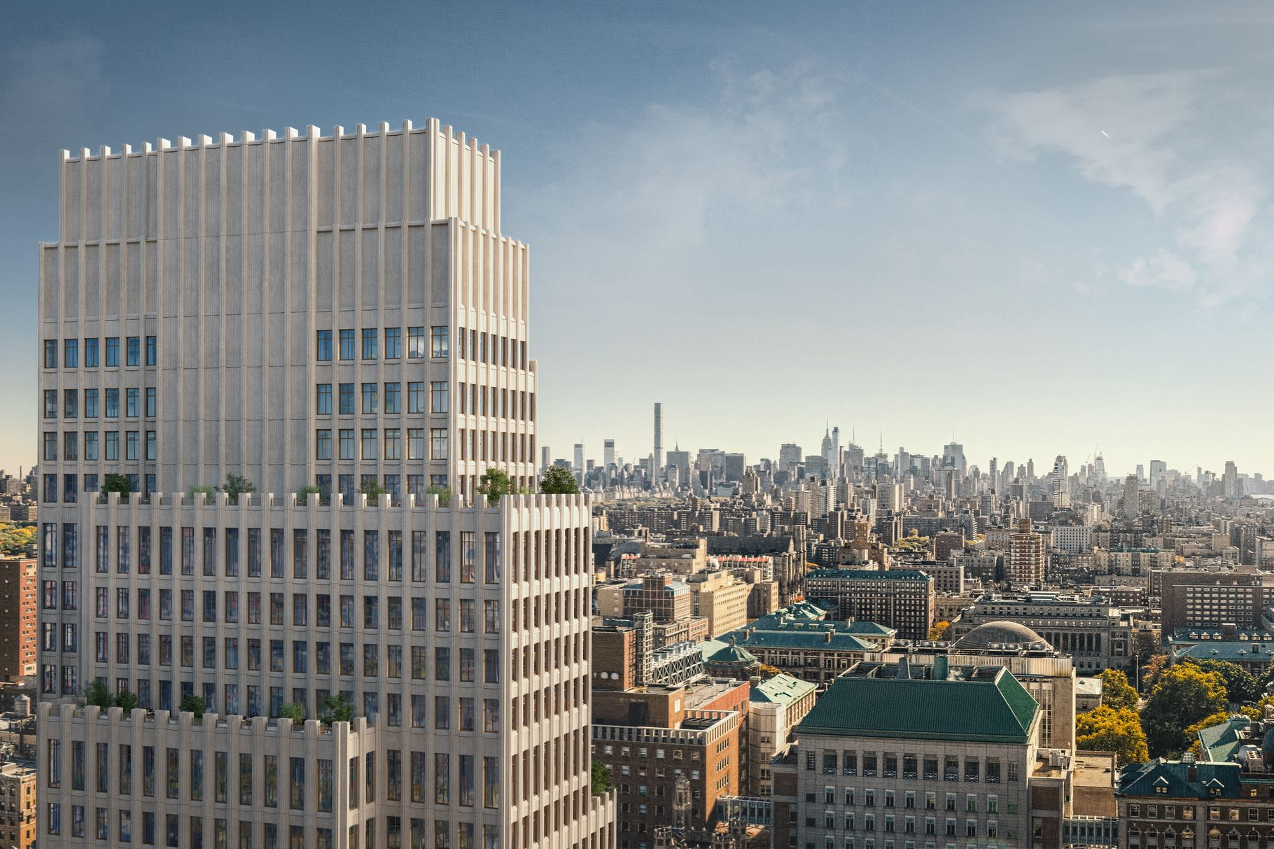 Savanna Reveals The INC-Designed Vandewater In Morningside Heights