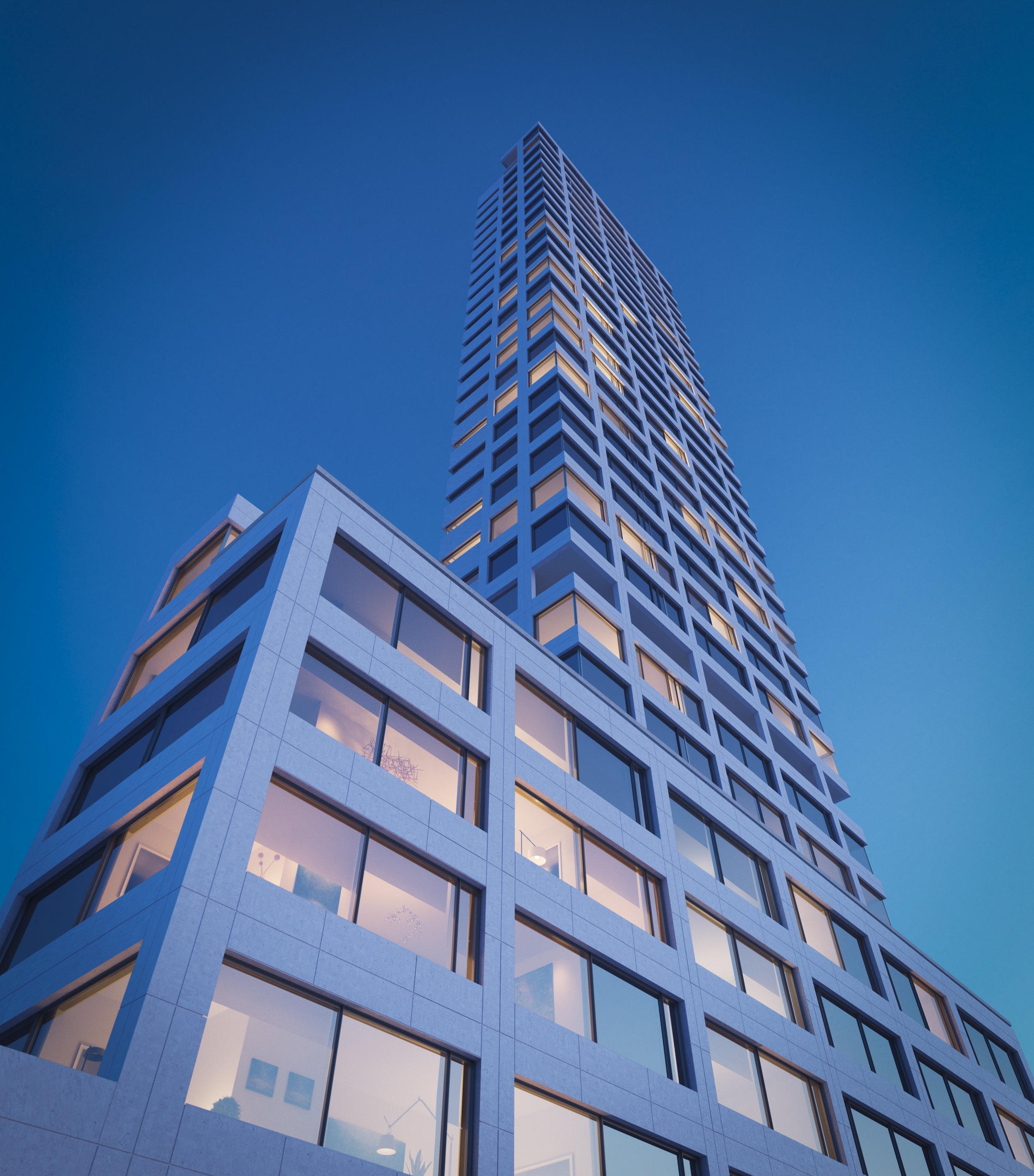 Sumaida + Khurana & LENY Close On $155 Million Construction Loan For Alvaro Siza's First U.S. Tower
