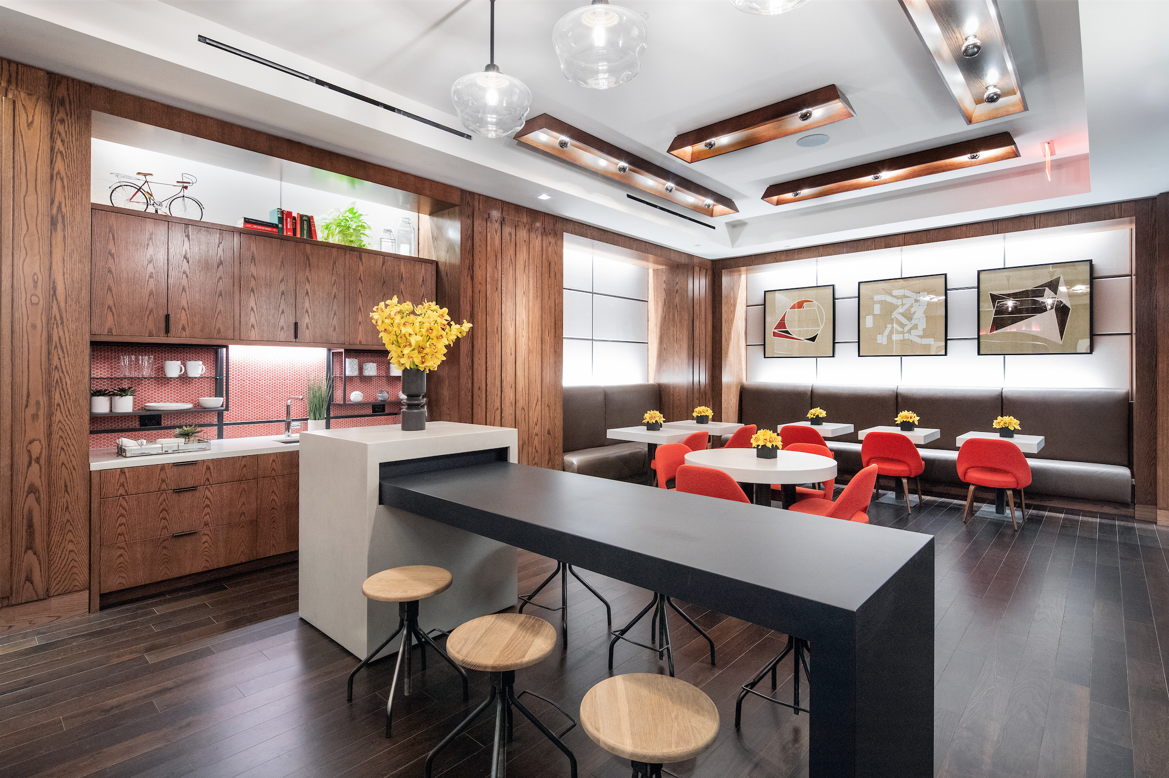 Extell Reveals The Swankiest Amenities In The East Village At Their Newest Luxury Rental, EVGB
