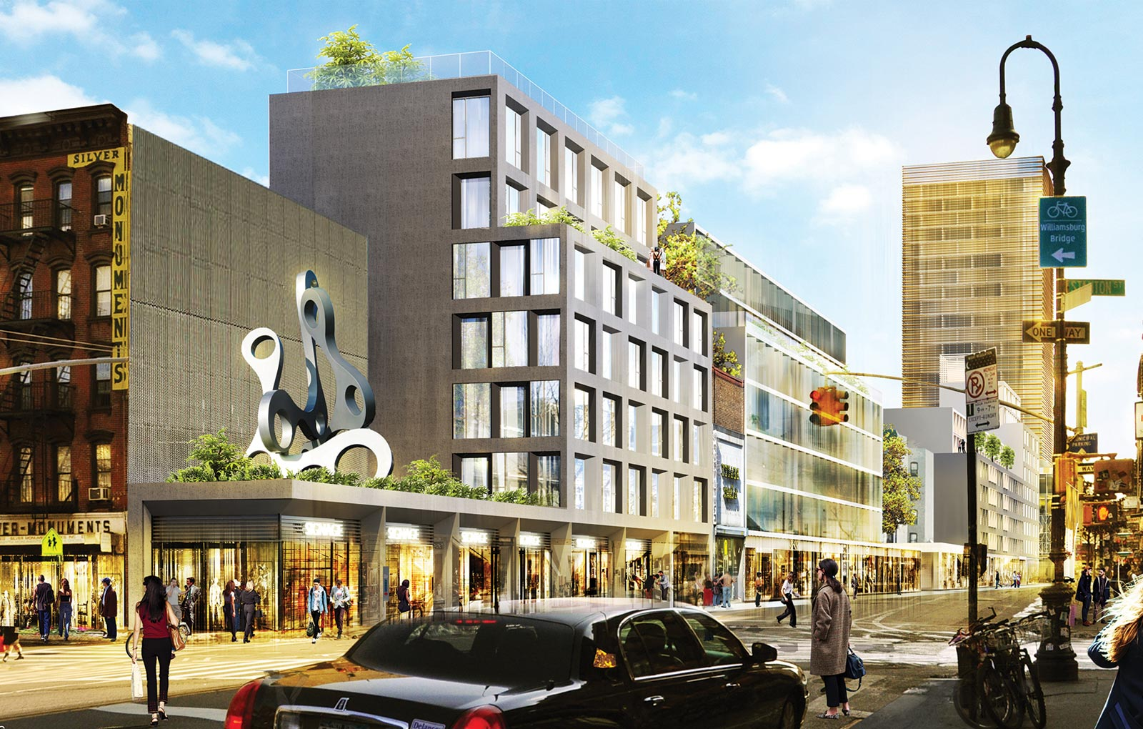 PROFILE Exclusive: Transforming The Lower East Side At Essex Crossing's 242 Broome With Charles Bendit of Taconic Investment Partners