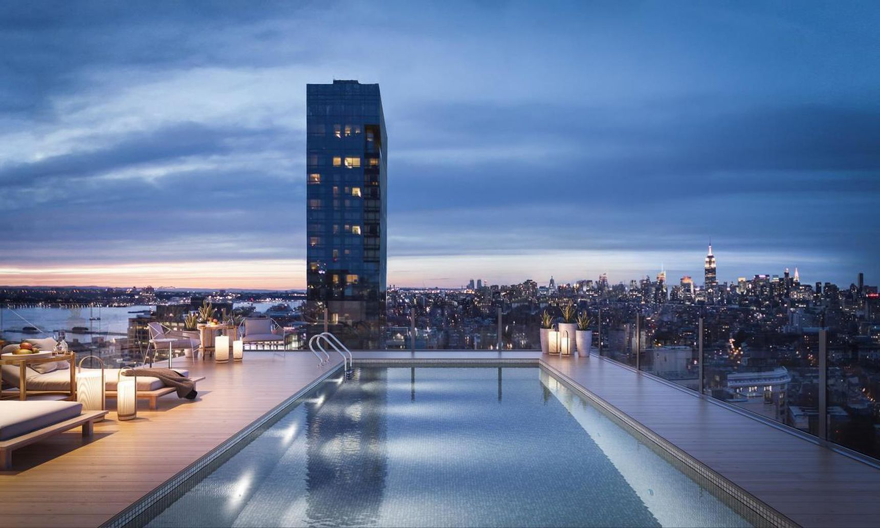 The Renzo Piano Building Workshop-Designed 565 Broome Soho Reveals $40.5 Million Penthouse