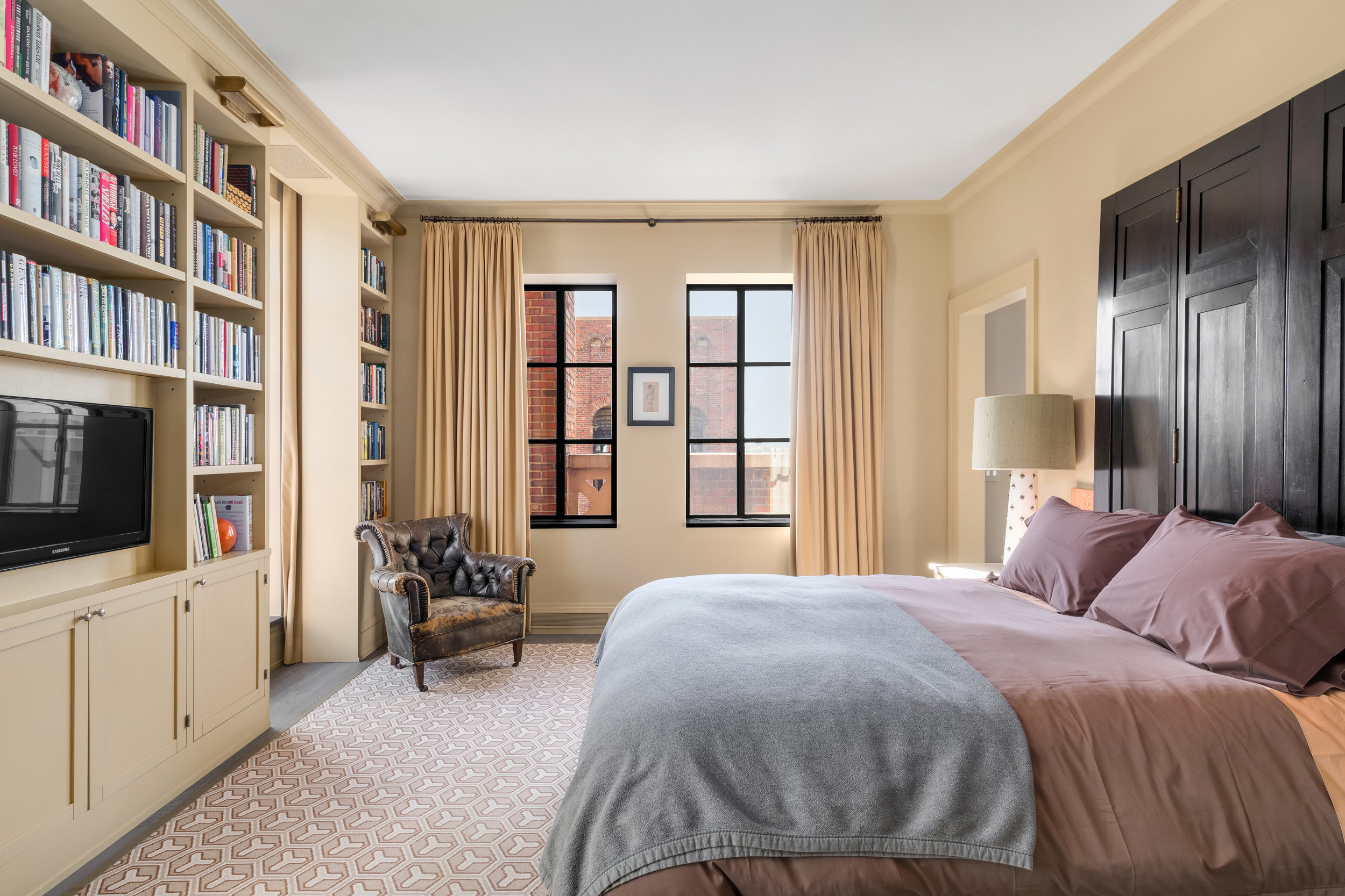 KCD Co-Chairman & Former Barneys CEO Lists Chelsea Penthouse At 410 West 24th Street With Fredrick Eklund & John Gomes