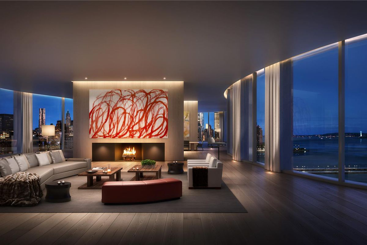 A Penthouse At The Herzog & de Meuron-Designed 160 Leroy Is Under Contract For $43 Million