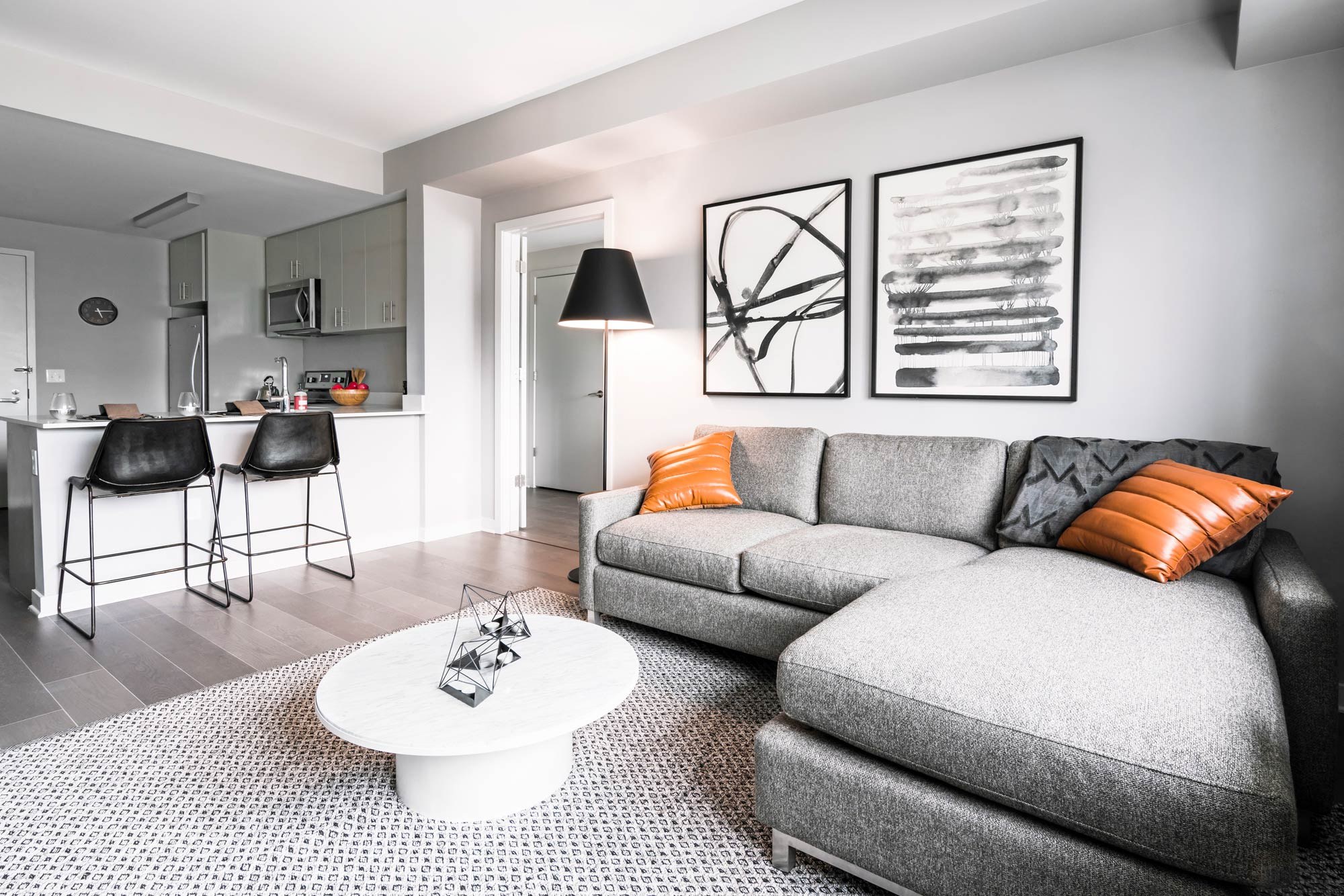 Peek Inside KRE Group's 485 Marin's Luxury Rentals Where Rentals Start August 15