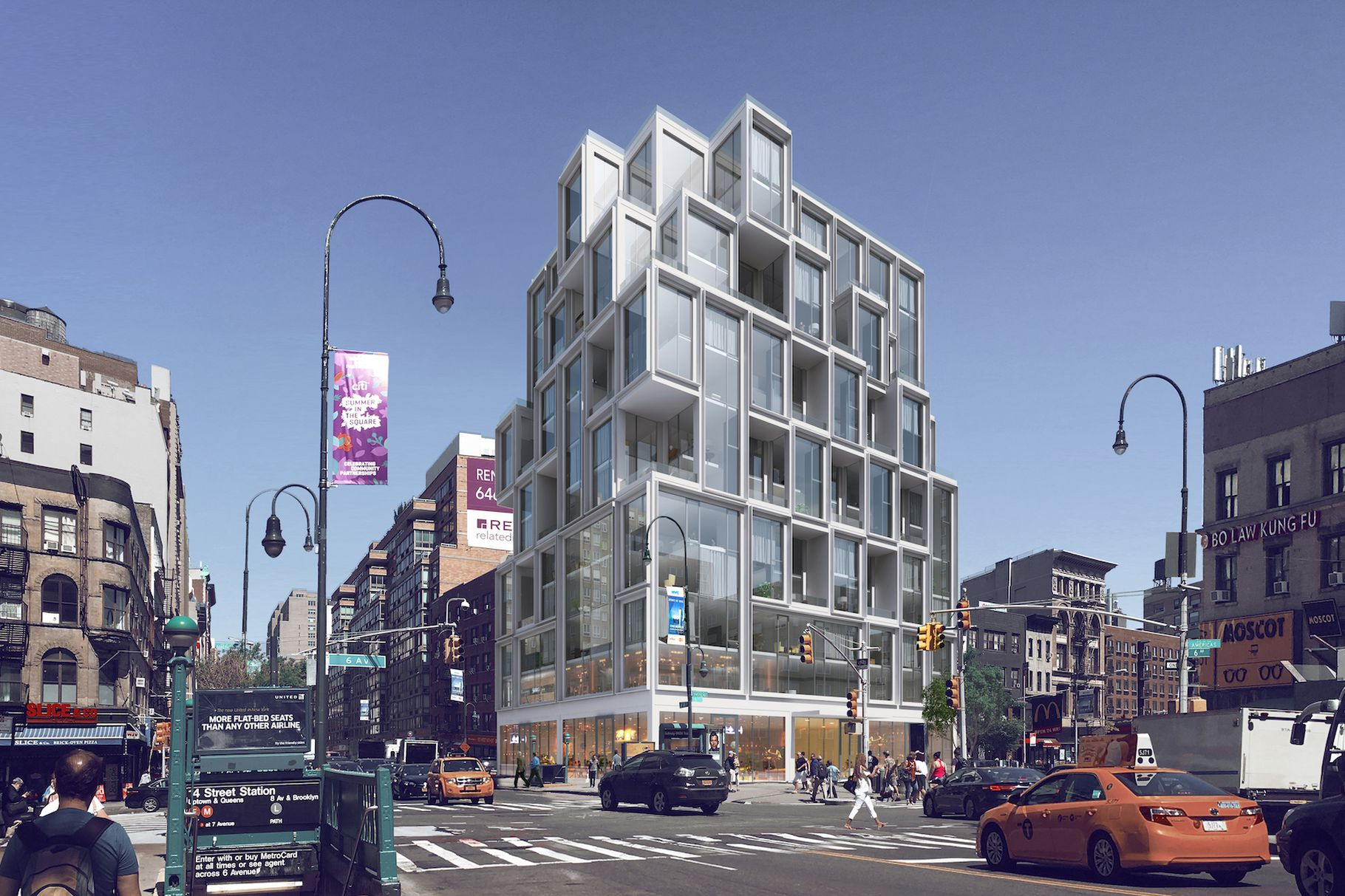 Check Out The Newly Revealed ODA New York-Designed Condo At West 14Th Street