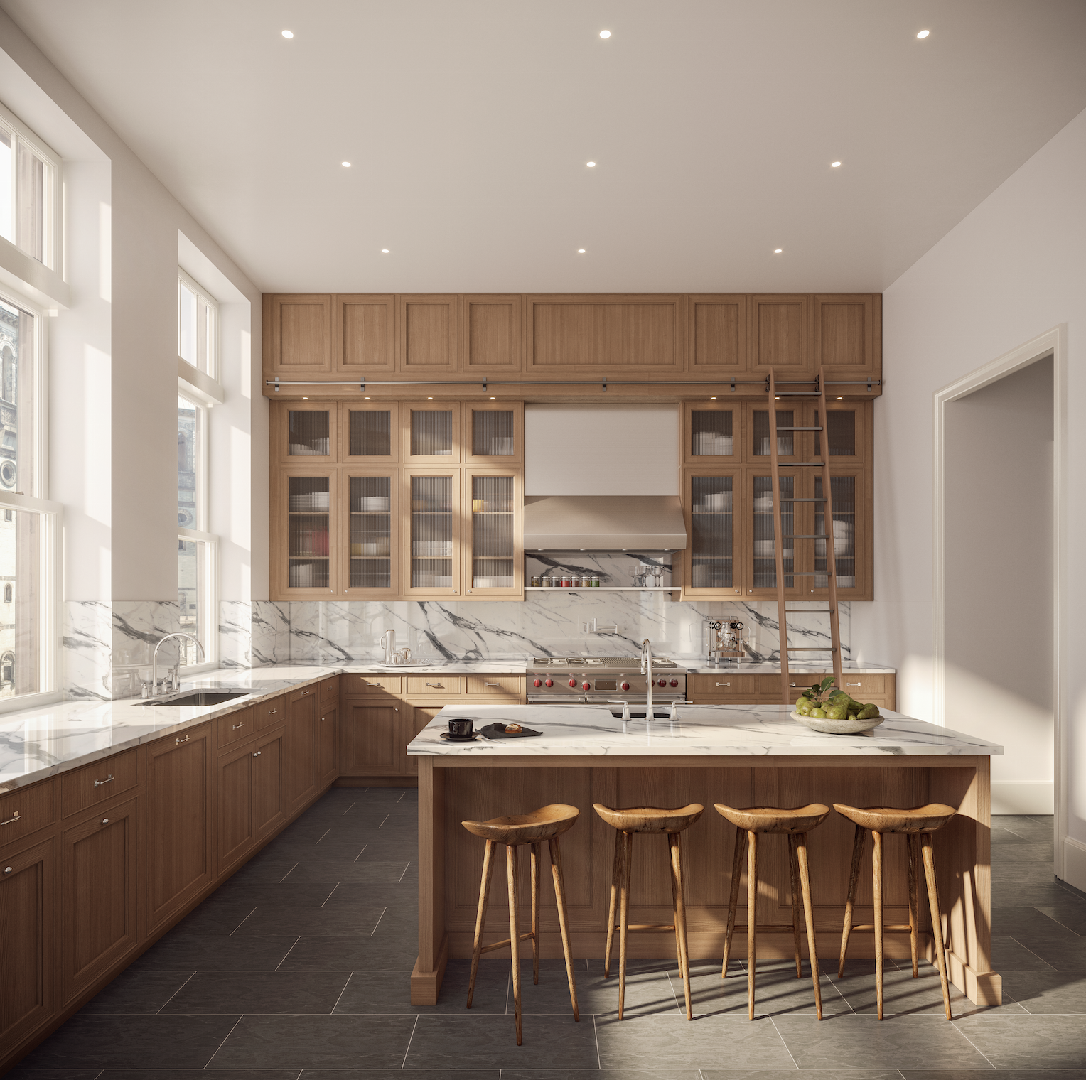 555 West End Avenue School-To-Condo Conversion Revealed On The Upper West Side