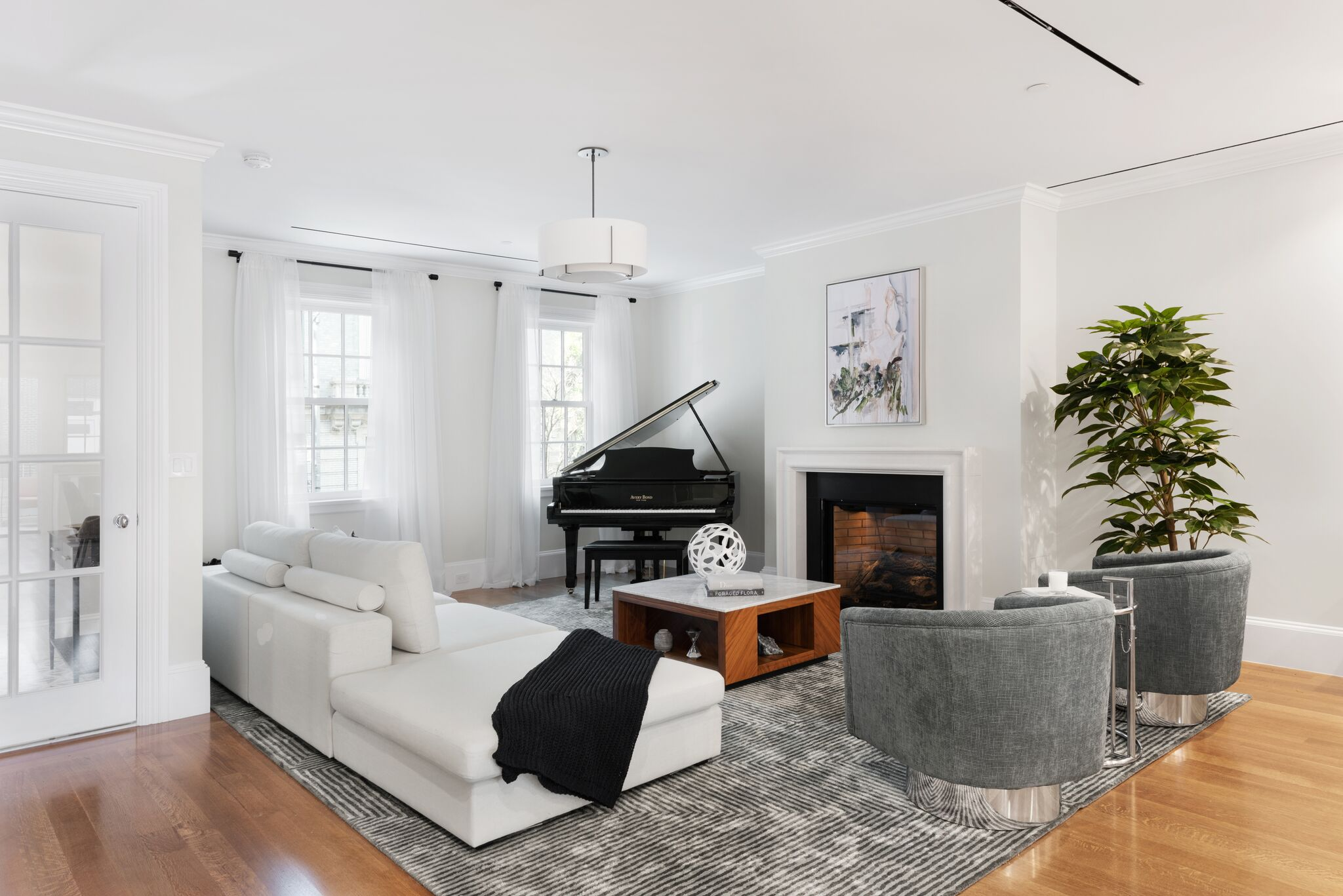 One Of The Oldest Homes in Brooklyn Transformed into Luxury Mansion by Female Developers