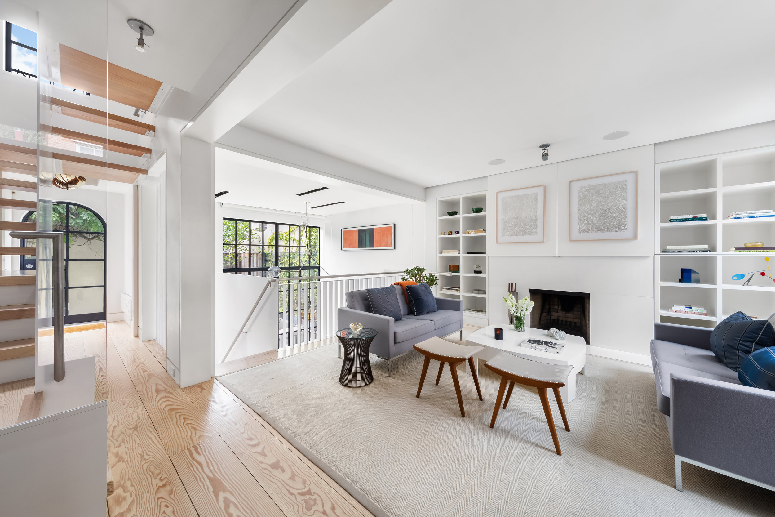 Tour A Rare Turn-Key Townhouse In West Village Asking $7,775,000