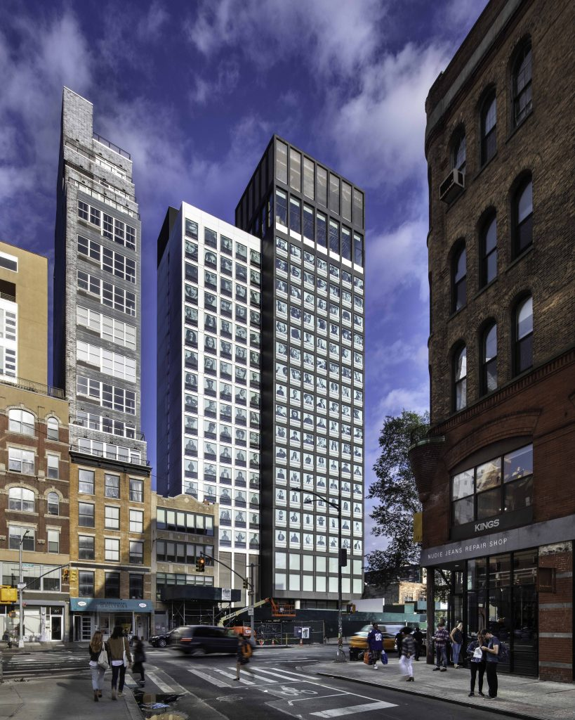 CitizenM At 185 Bowery Now Complete & Open To Public