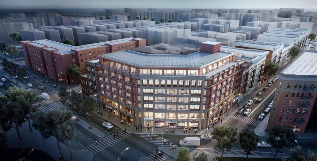 Marin Architects Reveals New Renderings For 2050 Amsterdam Avenue In Washington Heights