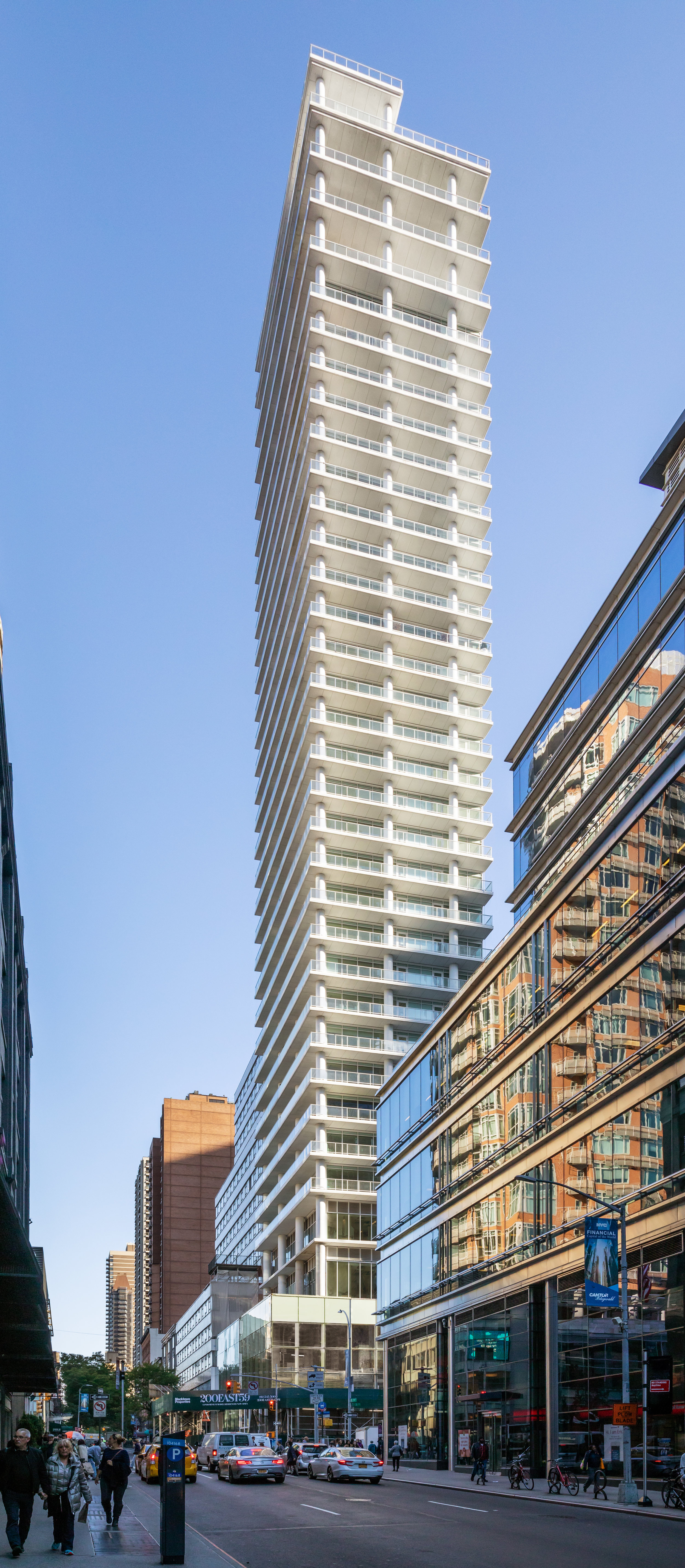 Macklowe Properties Reveals A New Paragon Of Modernism At 200 East 59th Street