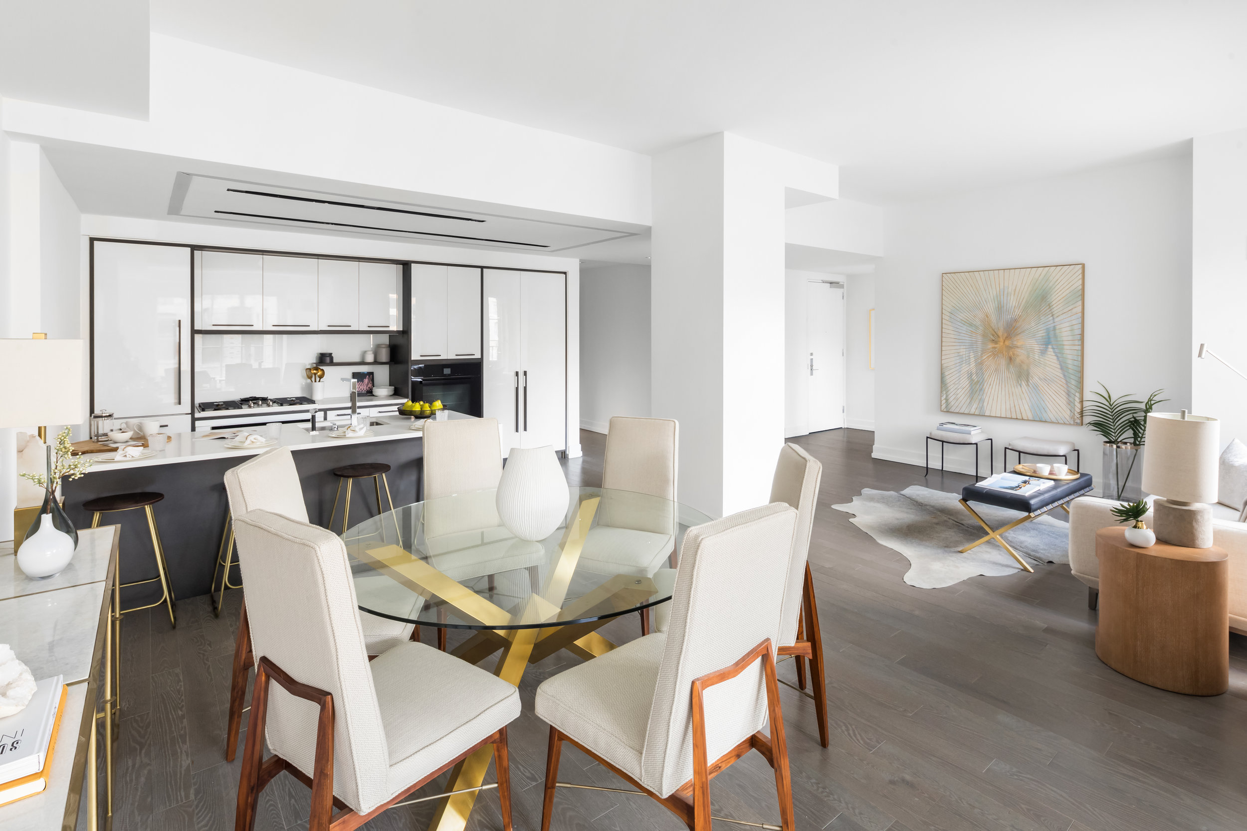 Extell Reveals New Model Residence With Terrace At 70 Charlton In SoHo