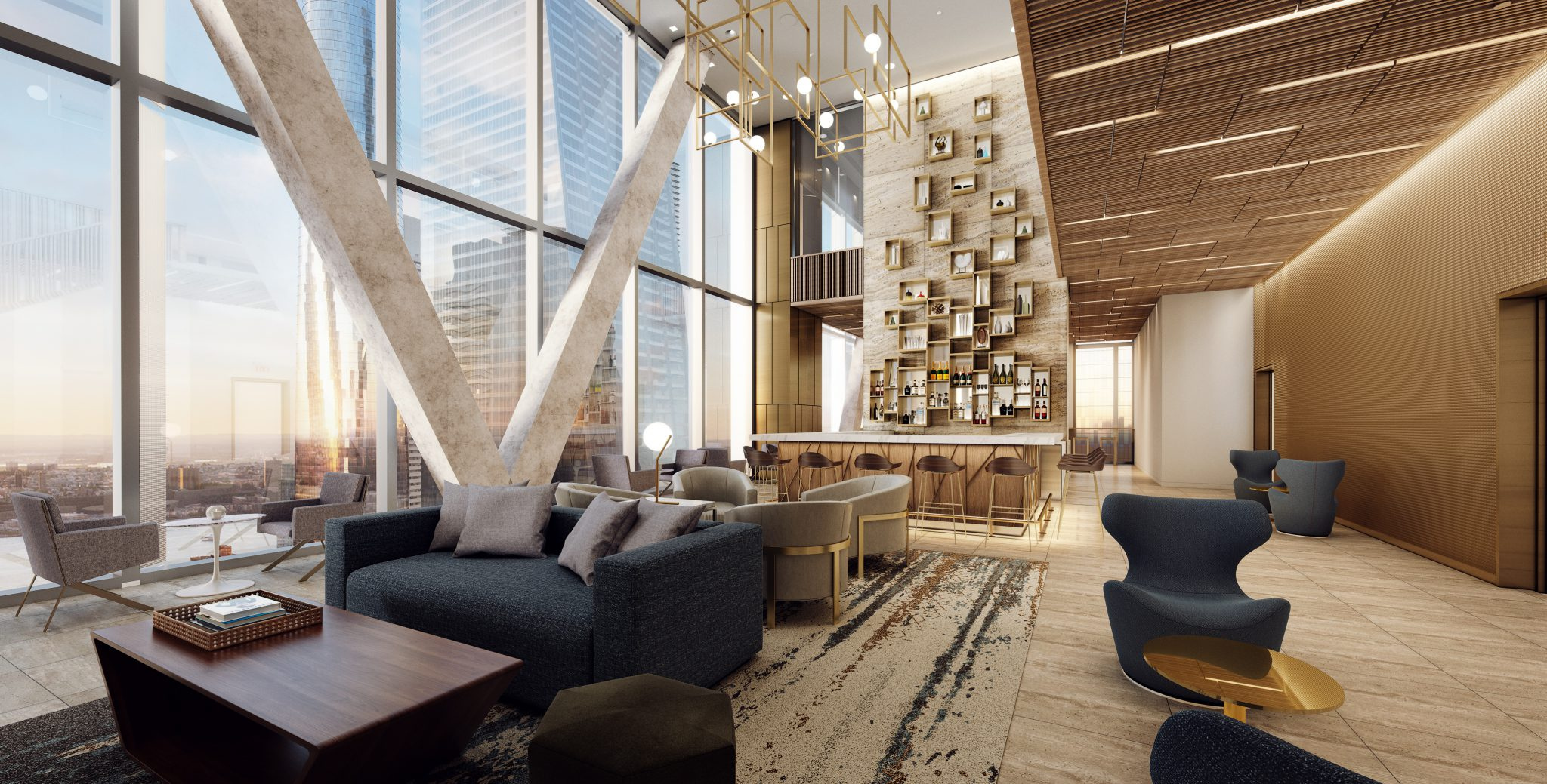 Hudson Yards Autograph Hotel By Marriott Reveals New Renderings
