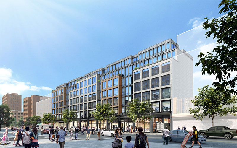 Kimco Realty Corporation Reveals Mixed-Use The Kissena Center In Flushing, Queens
