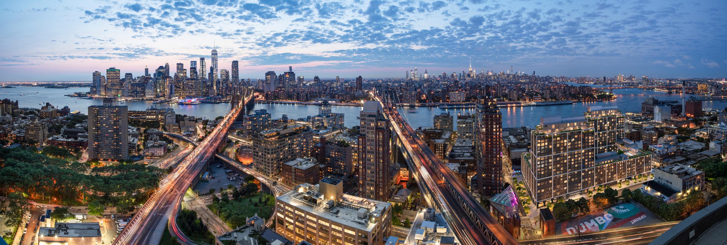 "CIM Group & LIVWRK Reveal Highly Anticipated Dumbo Development ""Front & York"" At 85 Jay Street"